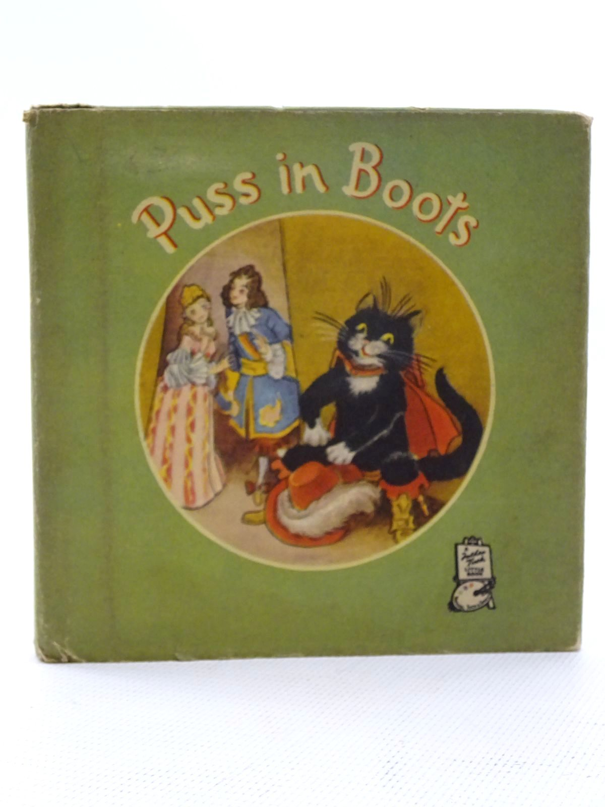 Photo of PUSS IN BOOTS illustrated by Beek,  published by Raphael Tuck & Sons Ltd. (STOCK CODE: 2125120)  for sale by Stella & Rose's Books