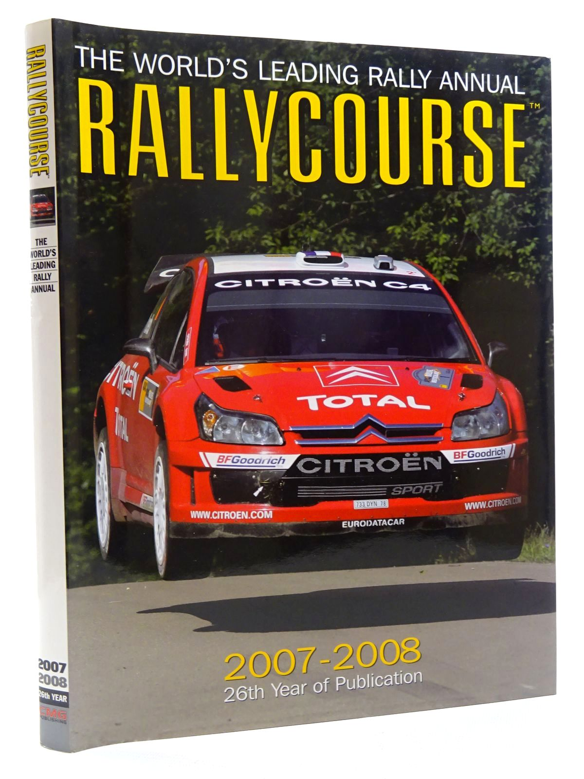 Photo of RALLYCOURSE 2007-2008- Stock Number: 2125149