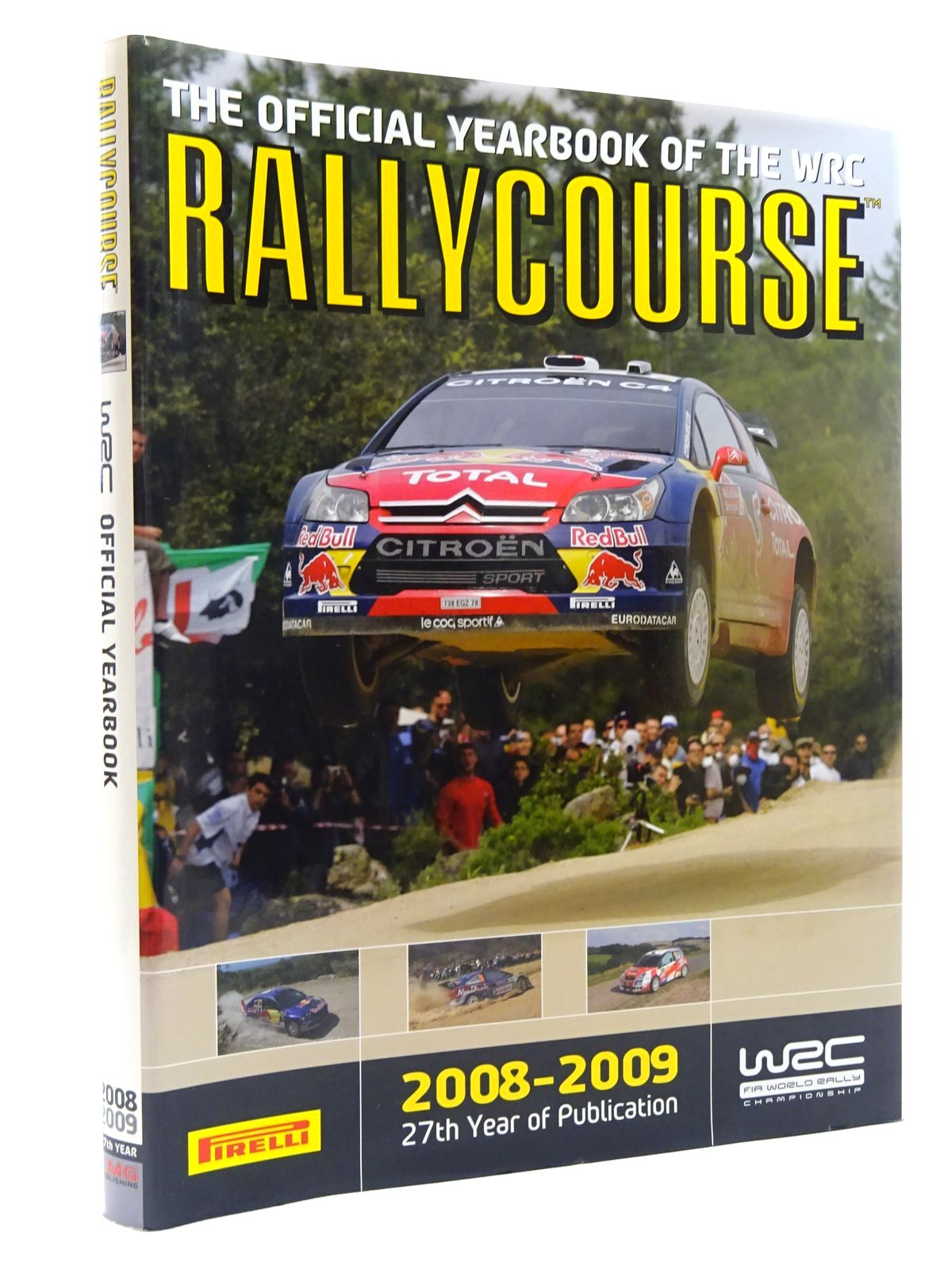 Photo of RALLYCOURSE 2008-2009- Stock Number: 2125151
