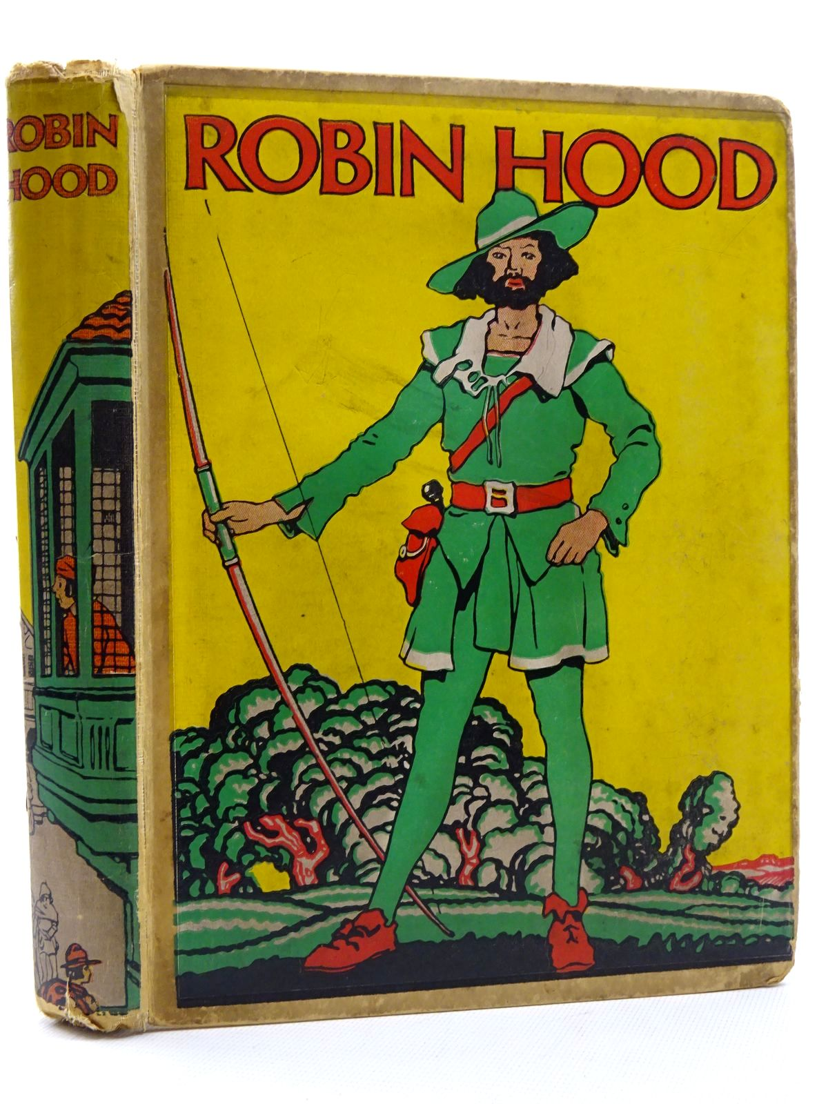Photo of STORIES OF ROBIN HOOD- Stock Number: 2125154