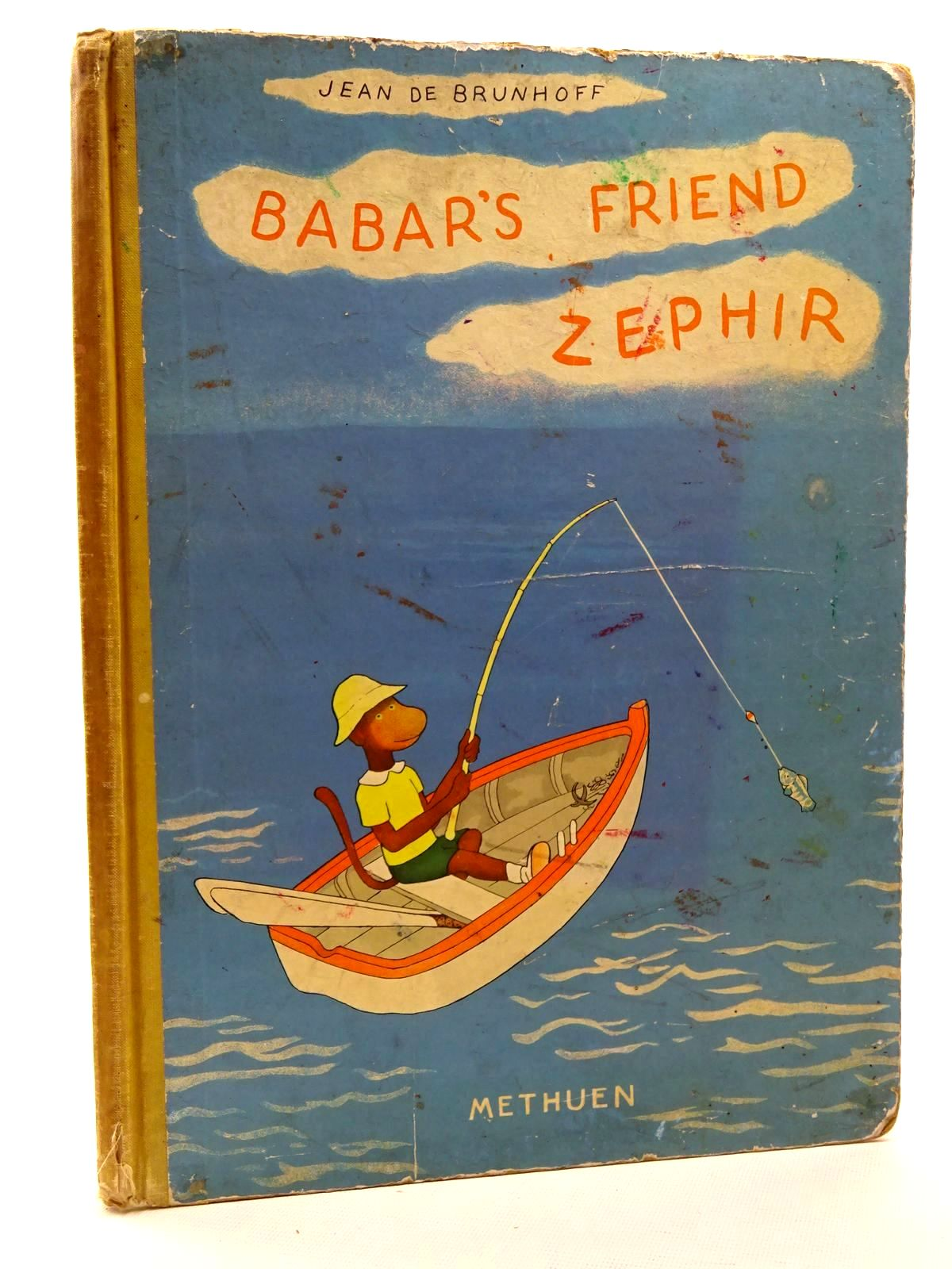Photo of BABAR'S FRIEND ZEPHIR- Stock Number: 2125178