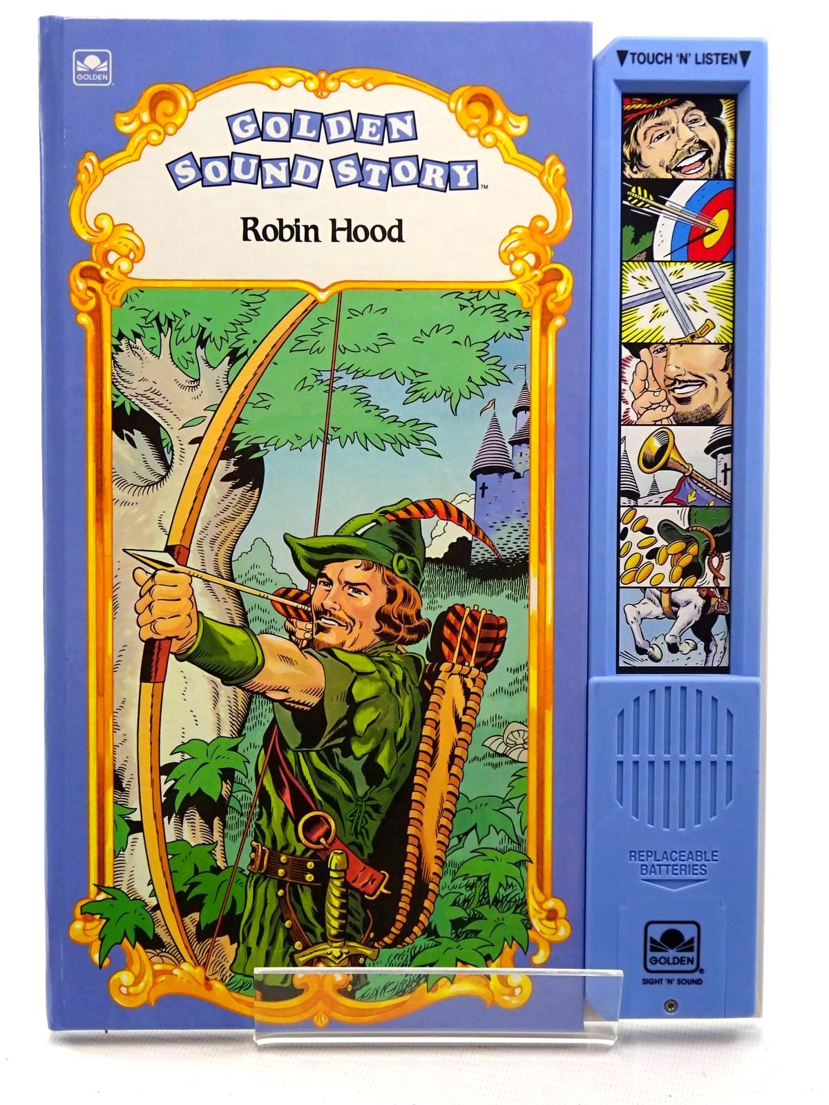 Photo of ROBIN HOOD- Stock Number: 2125211