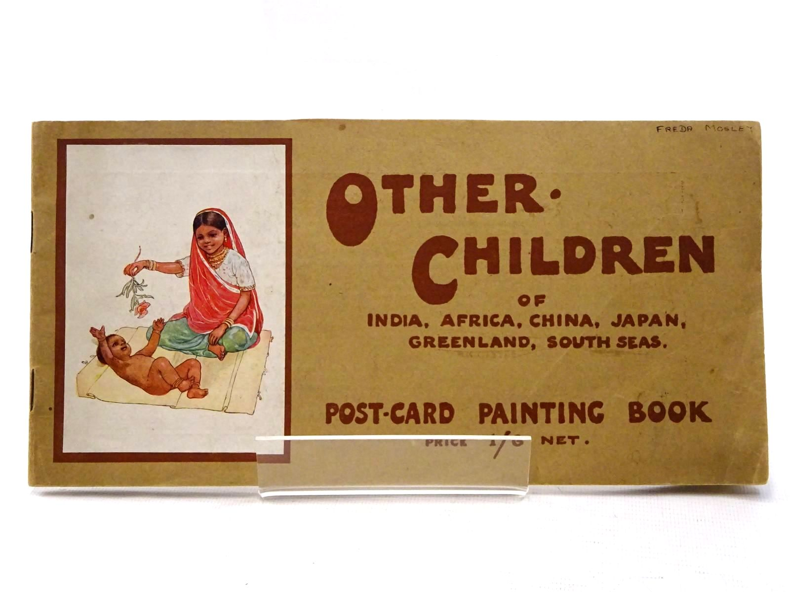 Photo of OTHER CHILDREN OF INDIA, AFRICA, CHINA, JAPAN, GREENLAND, SOUTH SEAS published by Church Missionary Society (STOCK CODE: 2125253)  for sale by Stella & Rose's Books