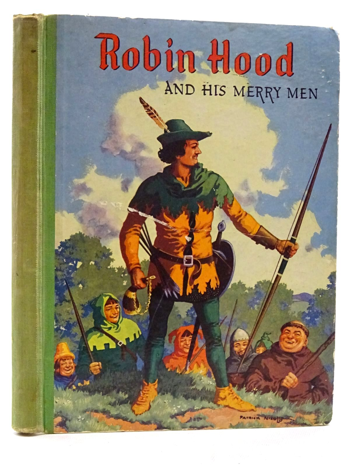 Photo of ROBIN HOOD AND HIS MERRY MEN illustrated by Nicolle, Patrick published by Thames Publishing Co. (STOCK CODE: 2125261)  for sale by Stella & Rose's Books