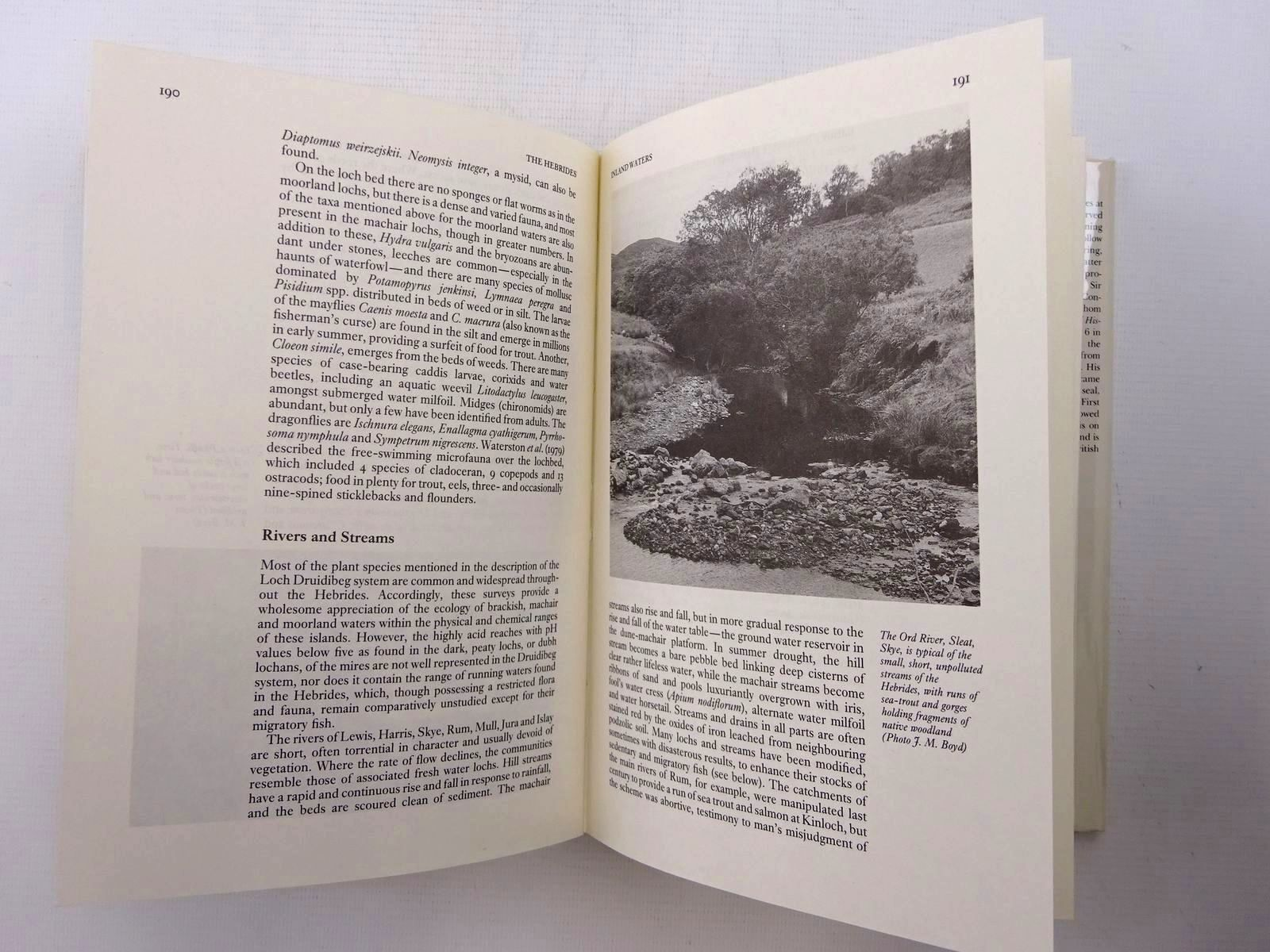 Photo of THE HEBRIDES (NN 76) written by Boyd, J. Morton Boyd, I.L. published by Collins (STOCK CODE: 2125282)  for sale by Stella & Rose's Books