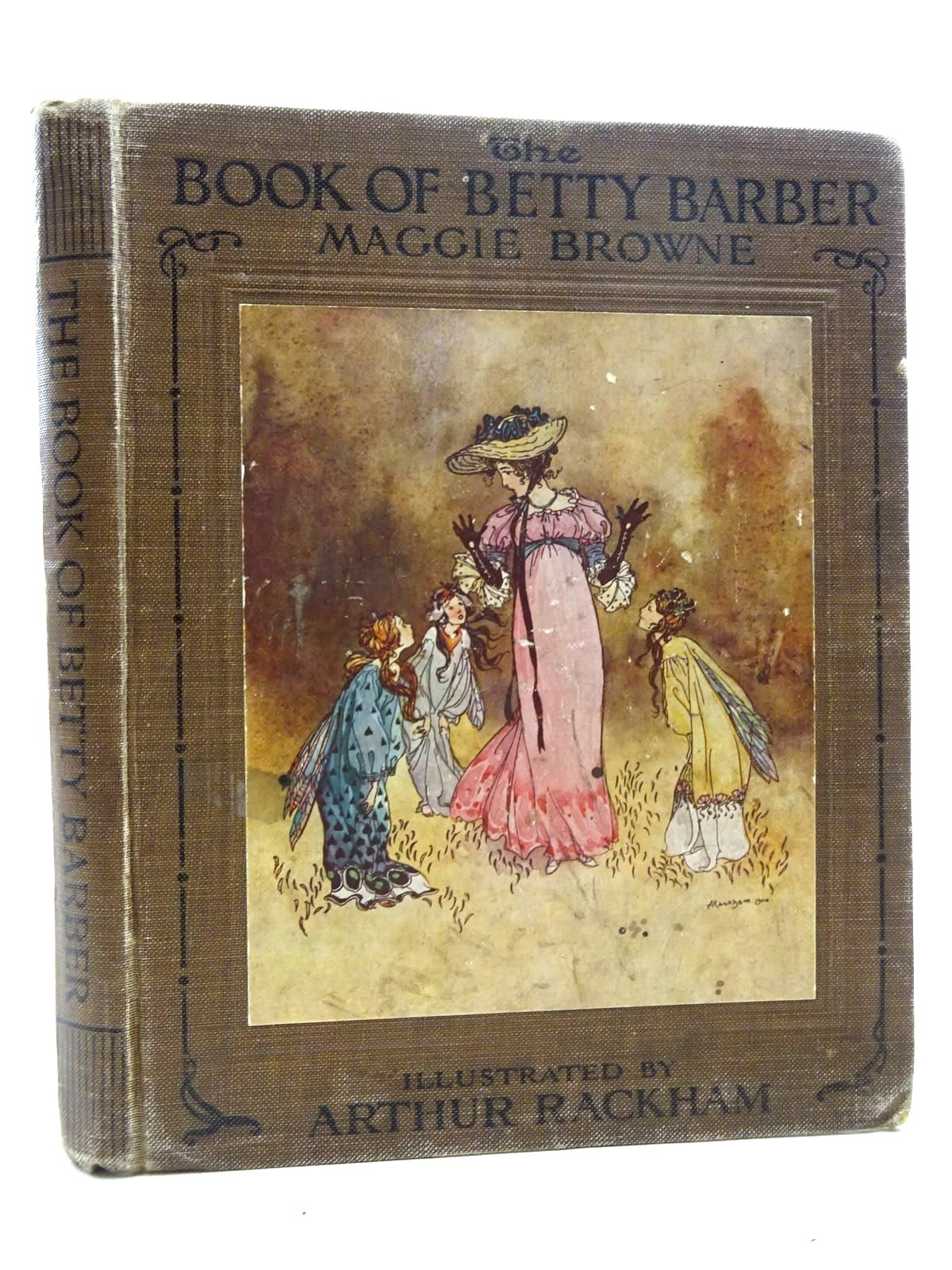 Photo of THE BOOK OF BETTY BARBER- Stock Number: 2125348