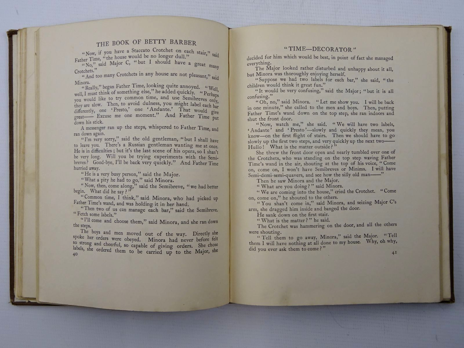 Photo of THE BOOK OF BETTY BARBER written by Browne, Maggie illustrated by Rackham, Arthur Rountree, Harry published by Duckworth & Co. (STOCK CODE: 2125348)  for sale by Stella & Rose's Books