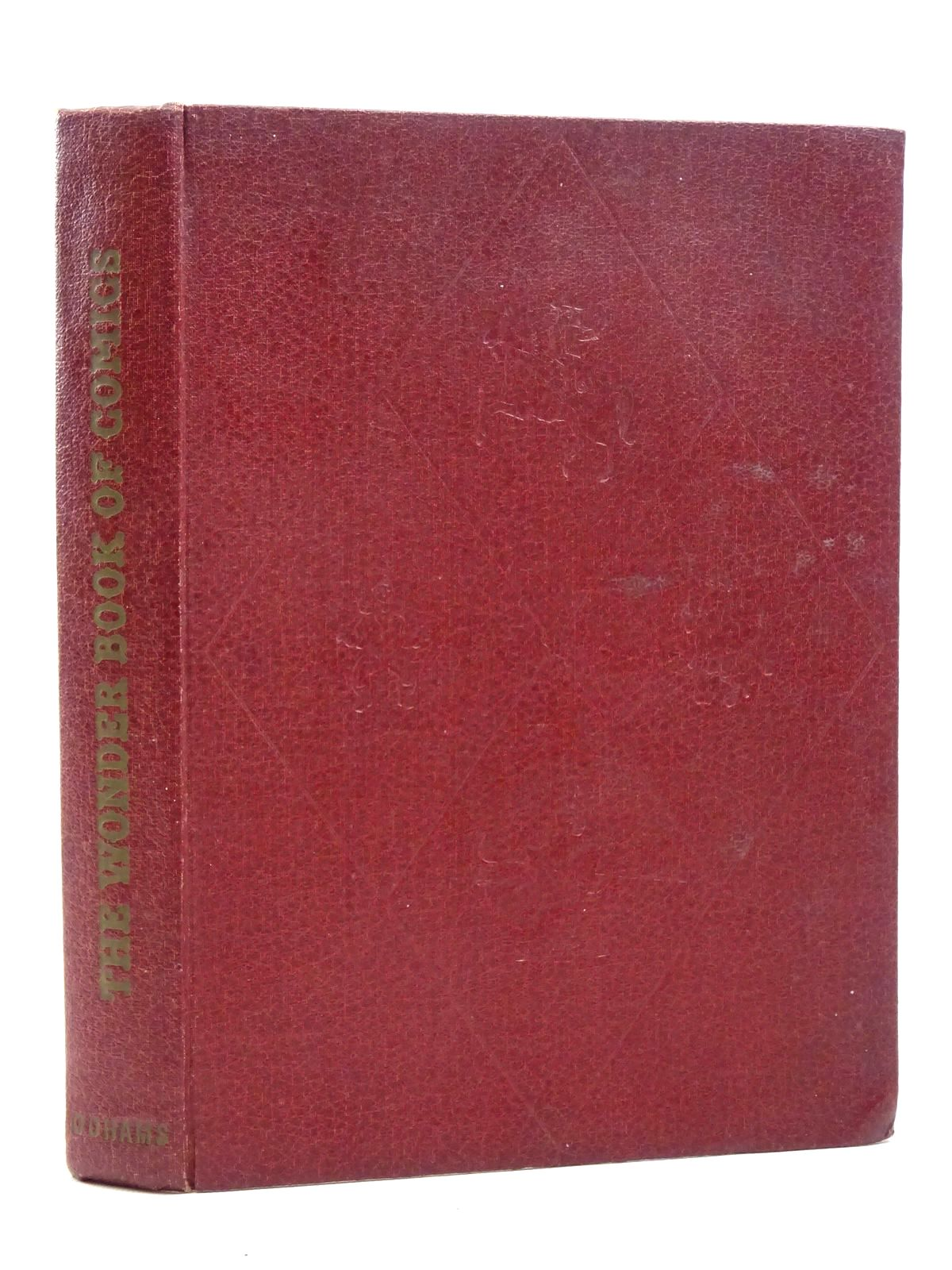 Photo of THE WONDER BOOK OF COMICS written by Blyton, Enid Duff, Douglas V. Johns, W.E. Richards, Frank et al,  illustrated by Nickless, Will et al.,  published by Odhams Press Ltd. (STOCK CODE: 2125369)  for sale by Stella & Rose's Books