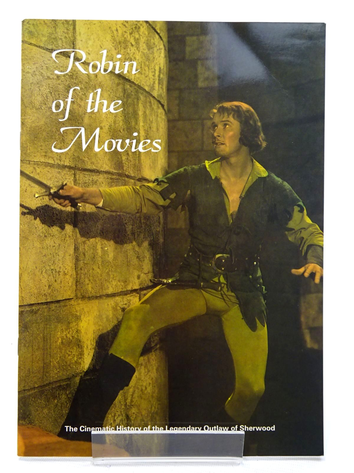 Photo of ROBIN OF THE MOVIES written by Turner, David illustrated by Baker, Malcolm published by Yeoman Publishing (STOCK CODE: 2125380)  for sale by Stella & Rose's Books