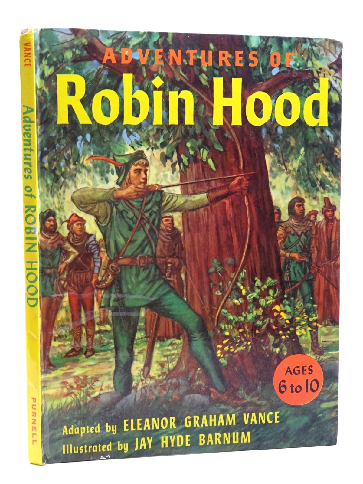 Photo of ADVENTURES OF ROBIN HOOD- Stock Number: 2125381
