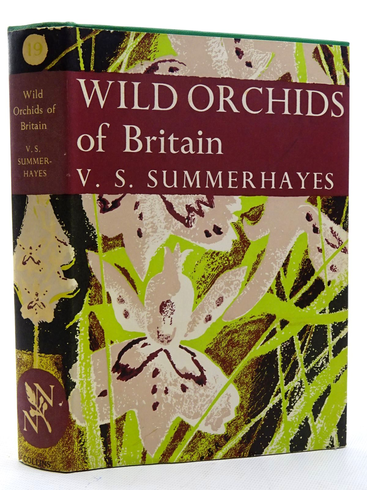 Photo of WILD ORCHIDS OF BRITAIN (NN 19)- Stock Number: 2125406