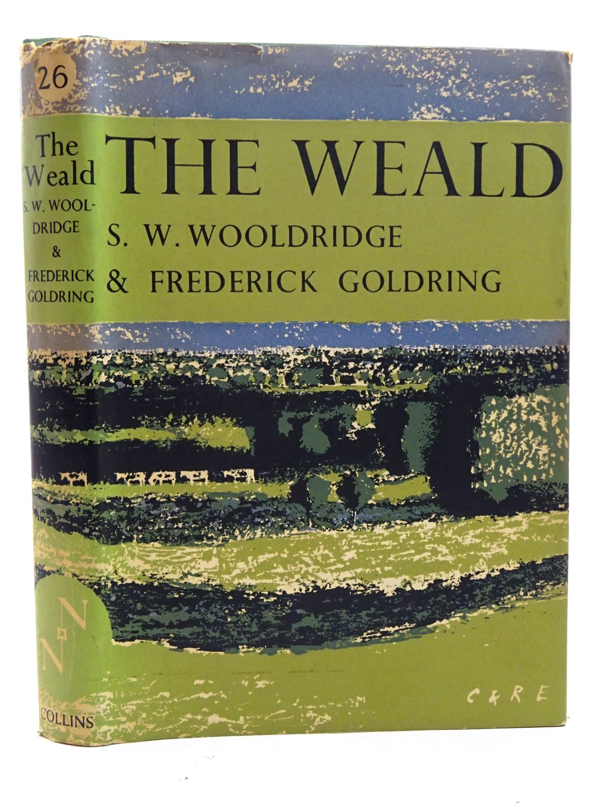 Photo of THE WEALD (NN 26) written by Wooldridge, S.W. Goldring, Frederick published by Collins (STOCK CODE: 2125408)  for sale by Stella & Rose's Books
