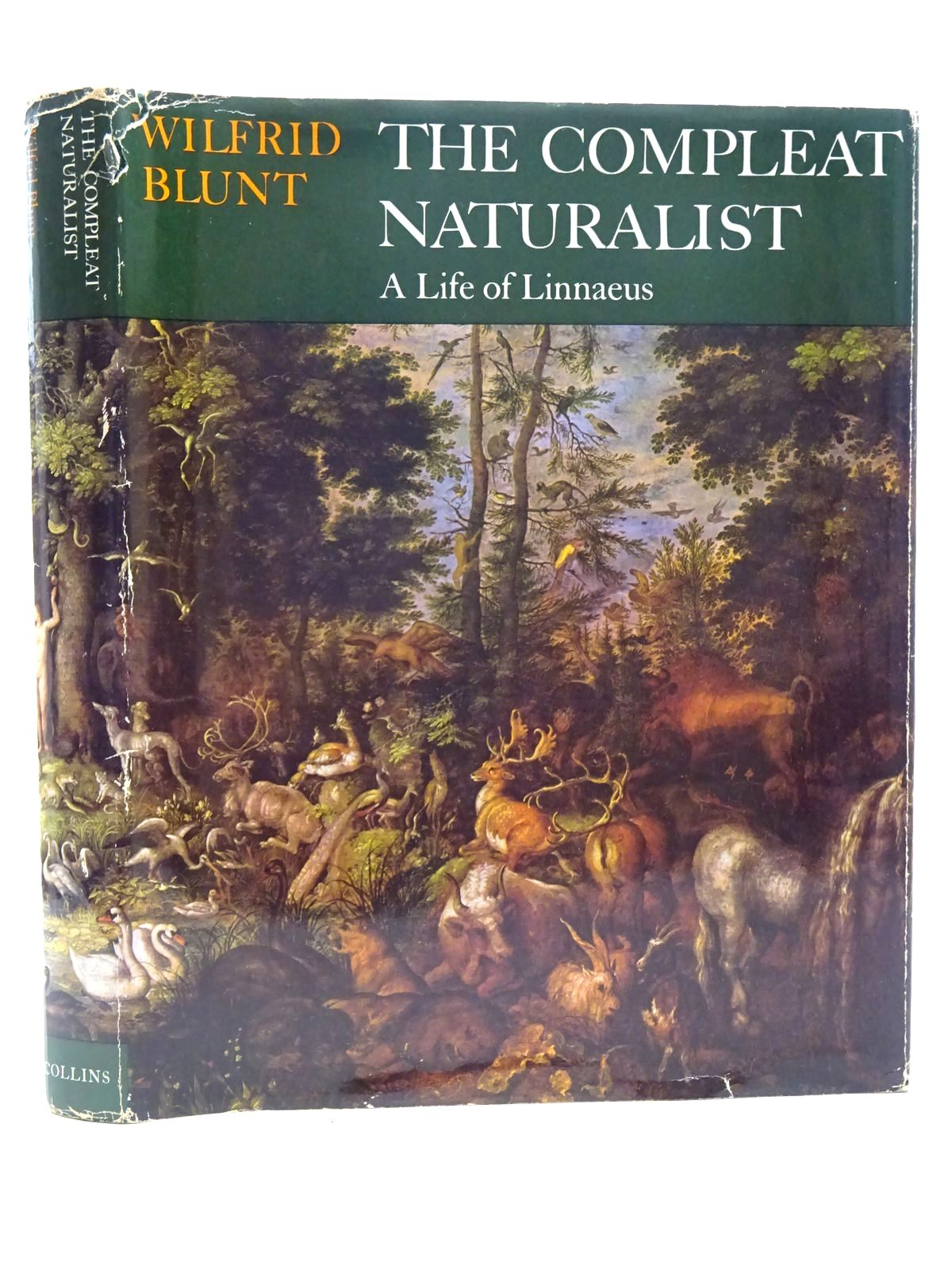 Photo of THE COMPLEAT NATURALIST A LIFE OF LINNAEUS- Stock Number: 2125410