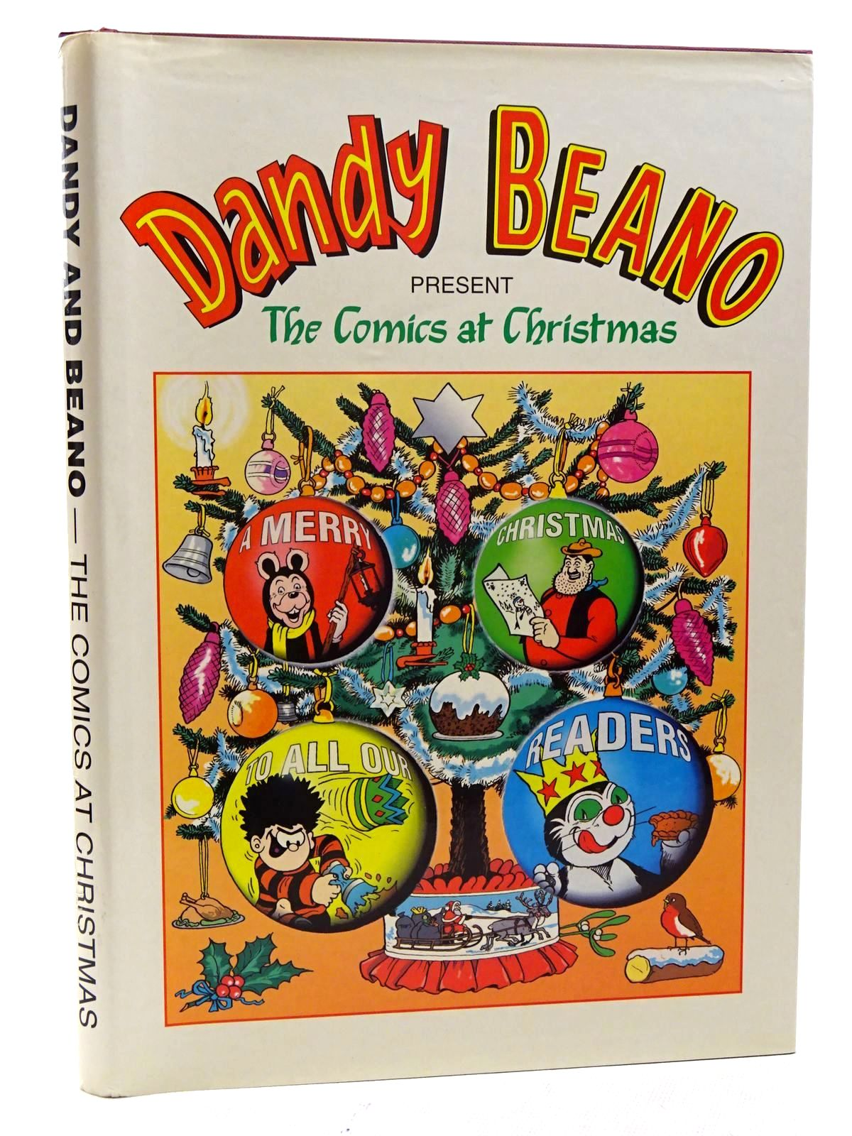 Photo of DANDY AND BEANO - THE COMICS AT CHRISTMAS- Stock Number: 2125444