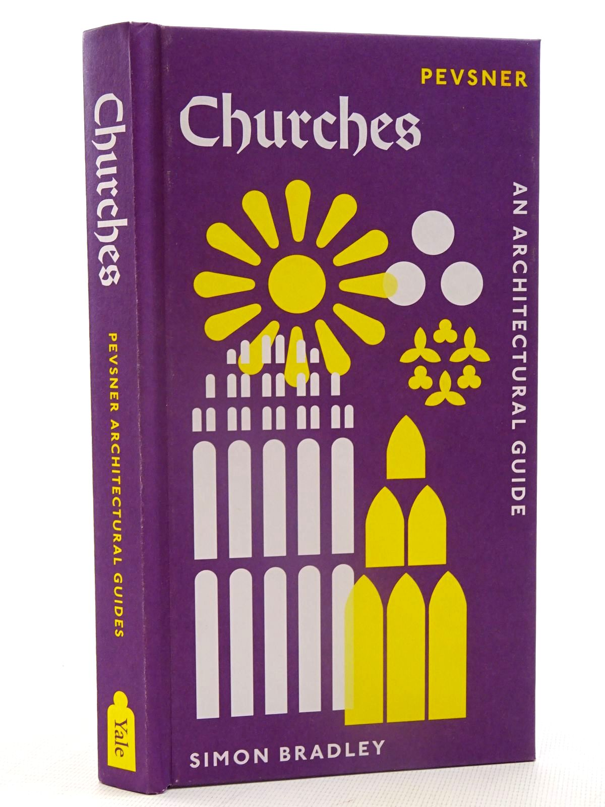 Photo of CHURCHES AN ARCHITECTURAL GUIDE- Stock Number: 2125490