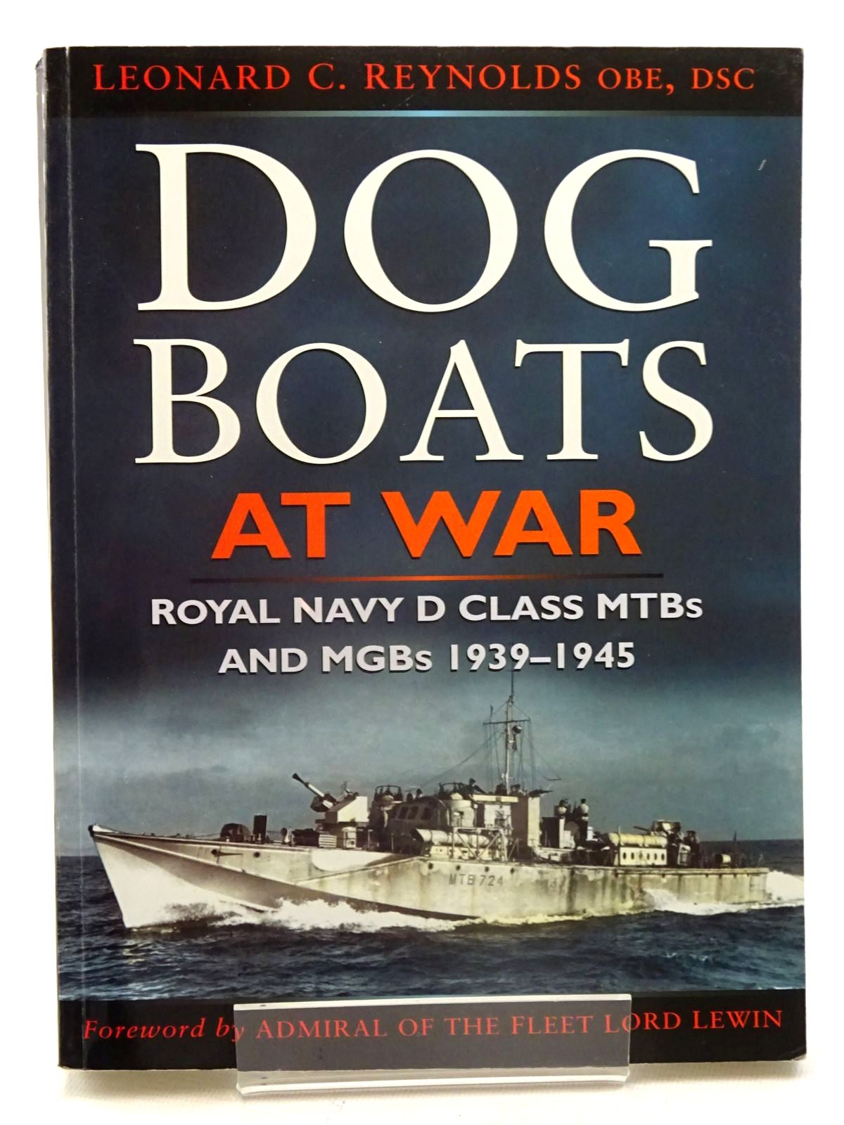Photo of DOG BOATS AT WAR written by Reynolds, L.C. published by Sutton Publishing, Imperial War Museum (STOCK CODE: 2125494)  for sale by Stella & Rose's Books
