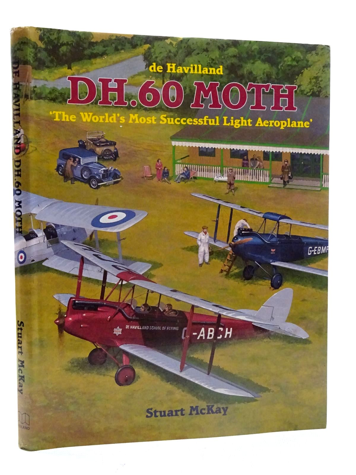 Photo of DE HAVILLAND DH.60 MOTH THE WORLD'S MOST SUCCESSFUL LIGHT AEROPLANE- Stock Number: 2125604
