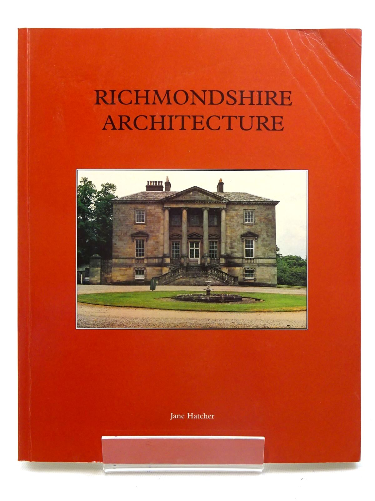 Photo of RICHMONDSHIRE ARCHITECTURE written by Hatcher, Jane published by C.J. Hatcher (STOCK CODE: 2125623)  for sale by Stella & Rose's Books