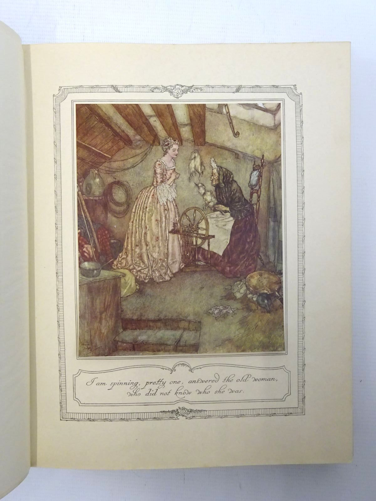 Photo of THE SLEEPING BEAUTY & OTHER FAIRY TALES FROM THE OLD FRENCH written by Quiller-Couch, Arthur illustrated by Dulac, Edmund published by Hodder & Stoughton (STOCK CODE: 2125652)  for sale by Stella & Rose's Books