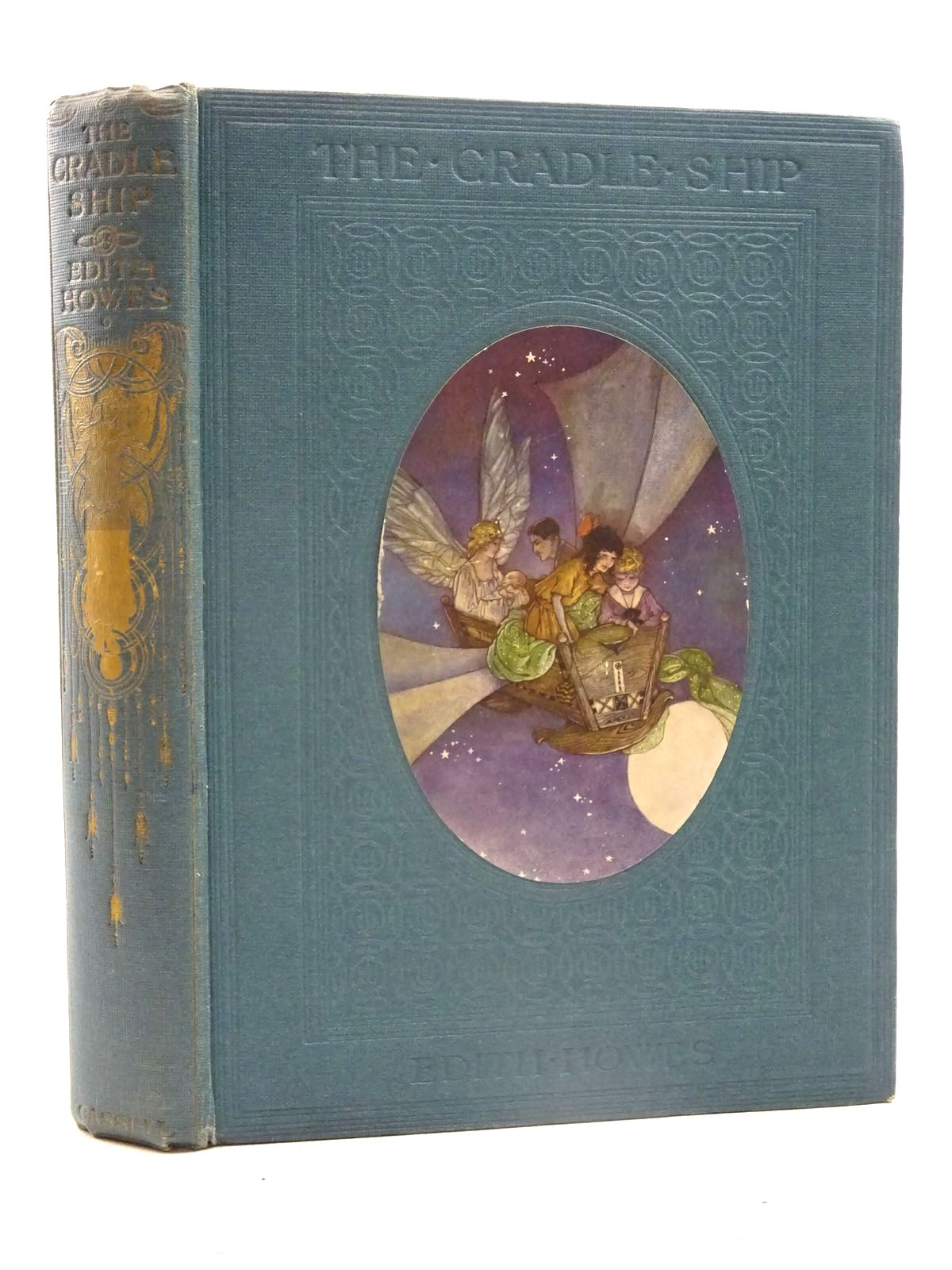 Photo of THE CRADLE SHIP written by Howes, Edith illustrated by Anderson, Florence Mary published by Cassell & Co. Ltd. (STOCK CODE: 2125714)  for sale by Stella & Rose's Books