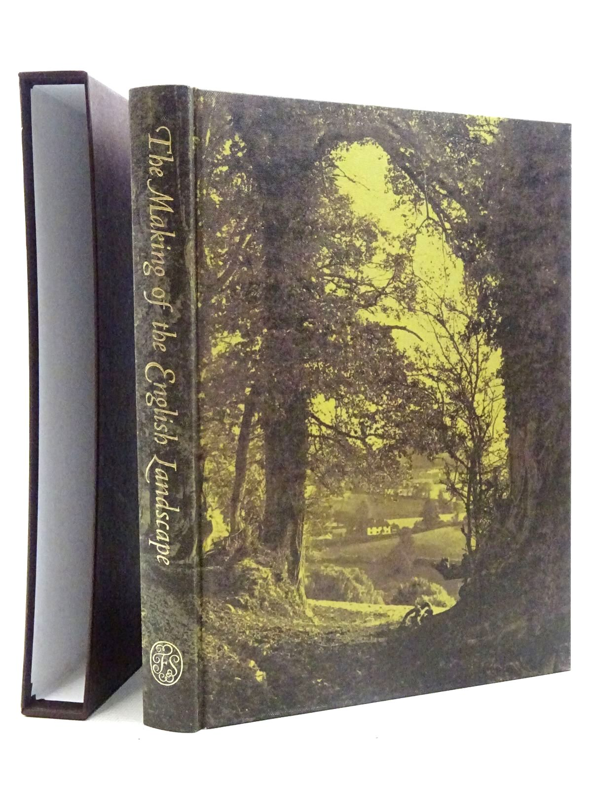 Photo of THE MAKING OF THE ENGLISH LANDSCAPE written by Hoskins, W.G. published by Folio Society (STOCK CODE: 2125778)  for sale by Stella & Rose's Books