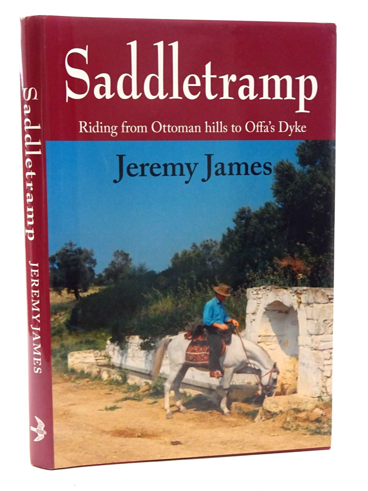 Photo of SADDLETRAMP written by James, Jeremy published by Merlin Unwin Books (STOCK CODE: 2125821)  for sale by Stella & Rose's Books