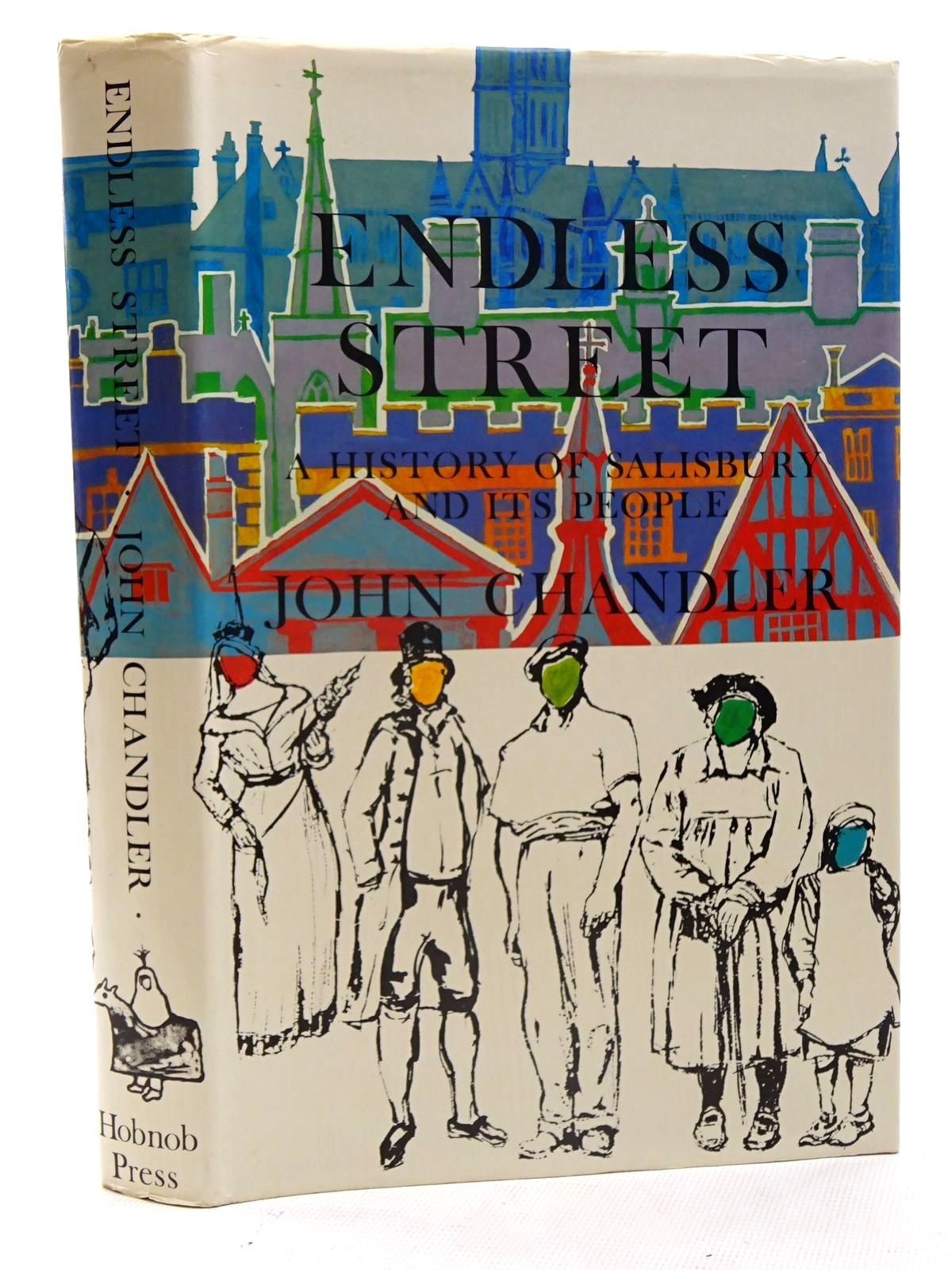 Photo of ENDLESS STREET A HISTORY OF SALISBURY AND ITS PEOPLE- Stock Number: 2125824