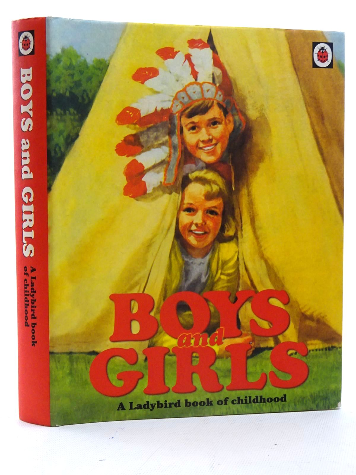 Photo of BOYS AND GIRLS A LADYBIRD BOOK OF CHILDHOOD written by Elms, Robert<br />Hemingway, Wayne<br />Titchmarsh, Alan<br />et al, illustrated by Aitchison, Martin<br />Berry, John<br />Kenney, John<br />Winter, Eric<br />et al., published by Ladybird Books Ltd (STOCK CODE: 2125857)  for sale by Stella & Rose's Books