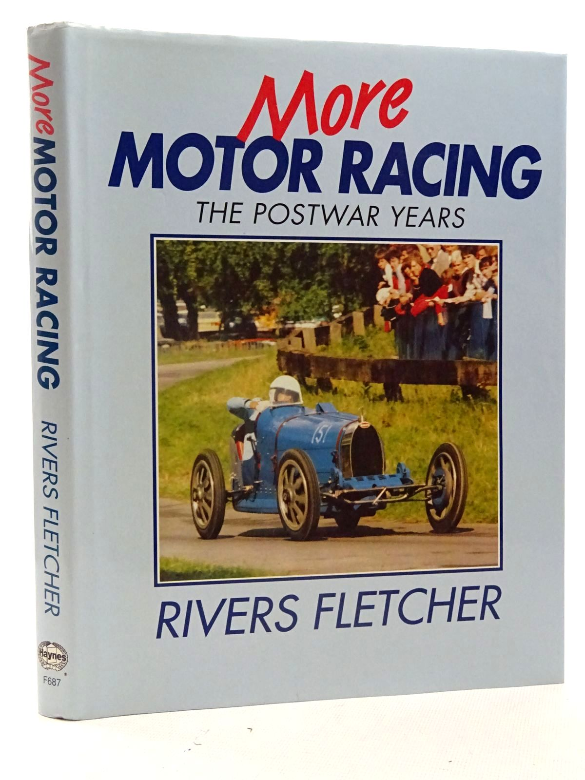 Photo of MORE MOTOR RACING THE POSTWAR YEARS- Stock Number: 2125864