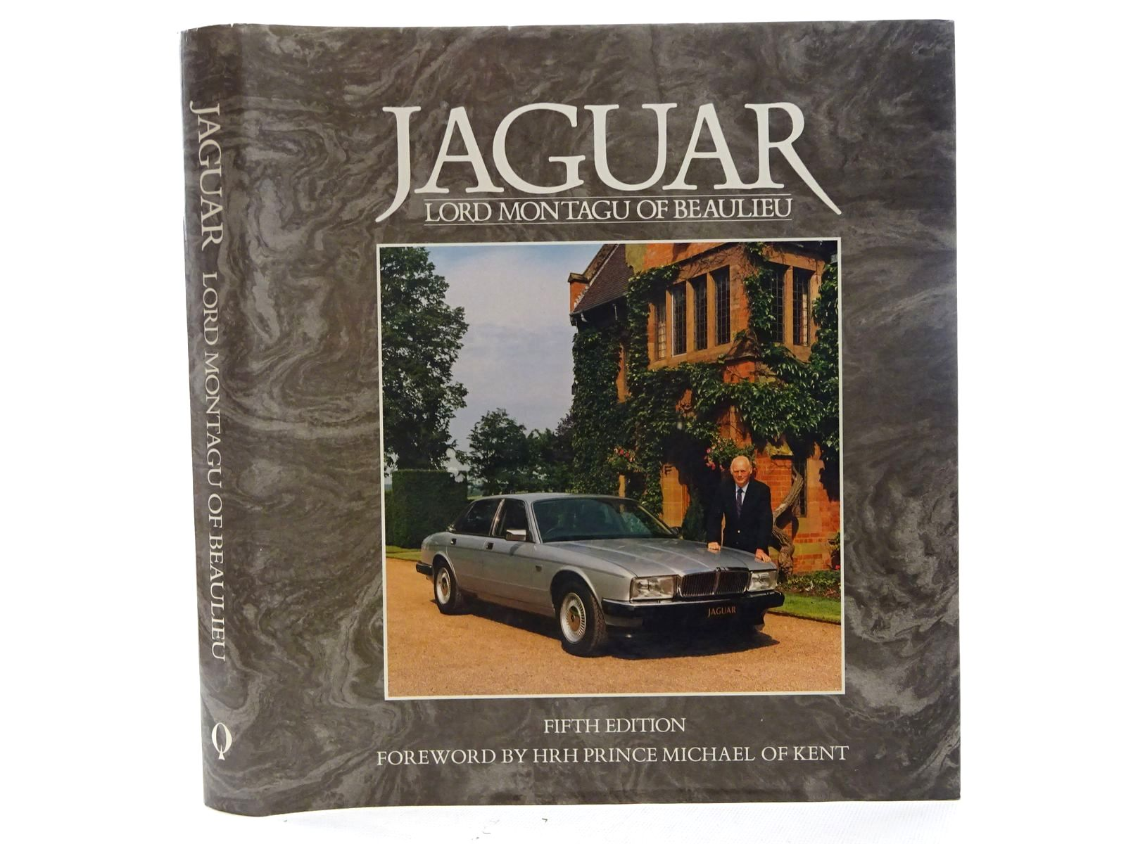 Photo of JAGUAR written by Beaulieu, Lord Montagu Of published by Quiller Press (STOCK CODE: 2125865)  for sale by Stella & Rose's Books