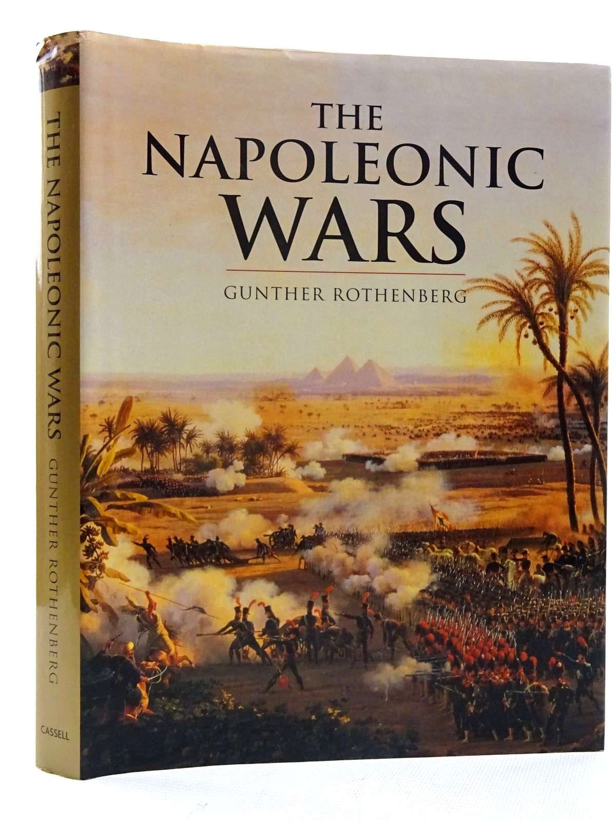 Photo of THE NAPOLEONIC WARS written by Rothenberg, Gunther E. published by Cassell & Co. (STOCK CODE: 2125889)  for sale by Stella & Rose's Books