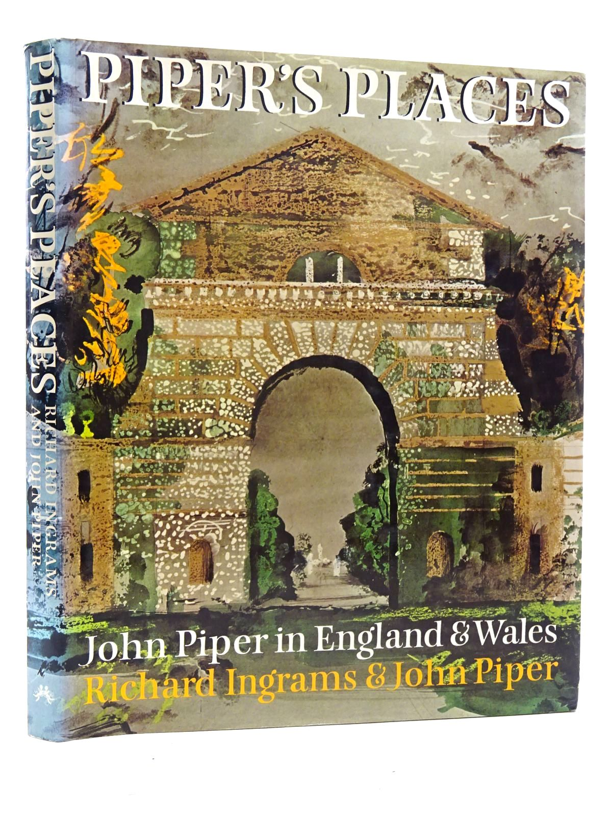 Photo of PIPER'S PLACES written by Ingrams, Richard