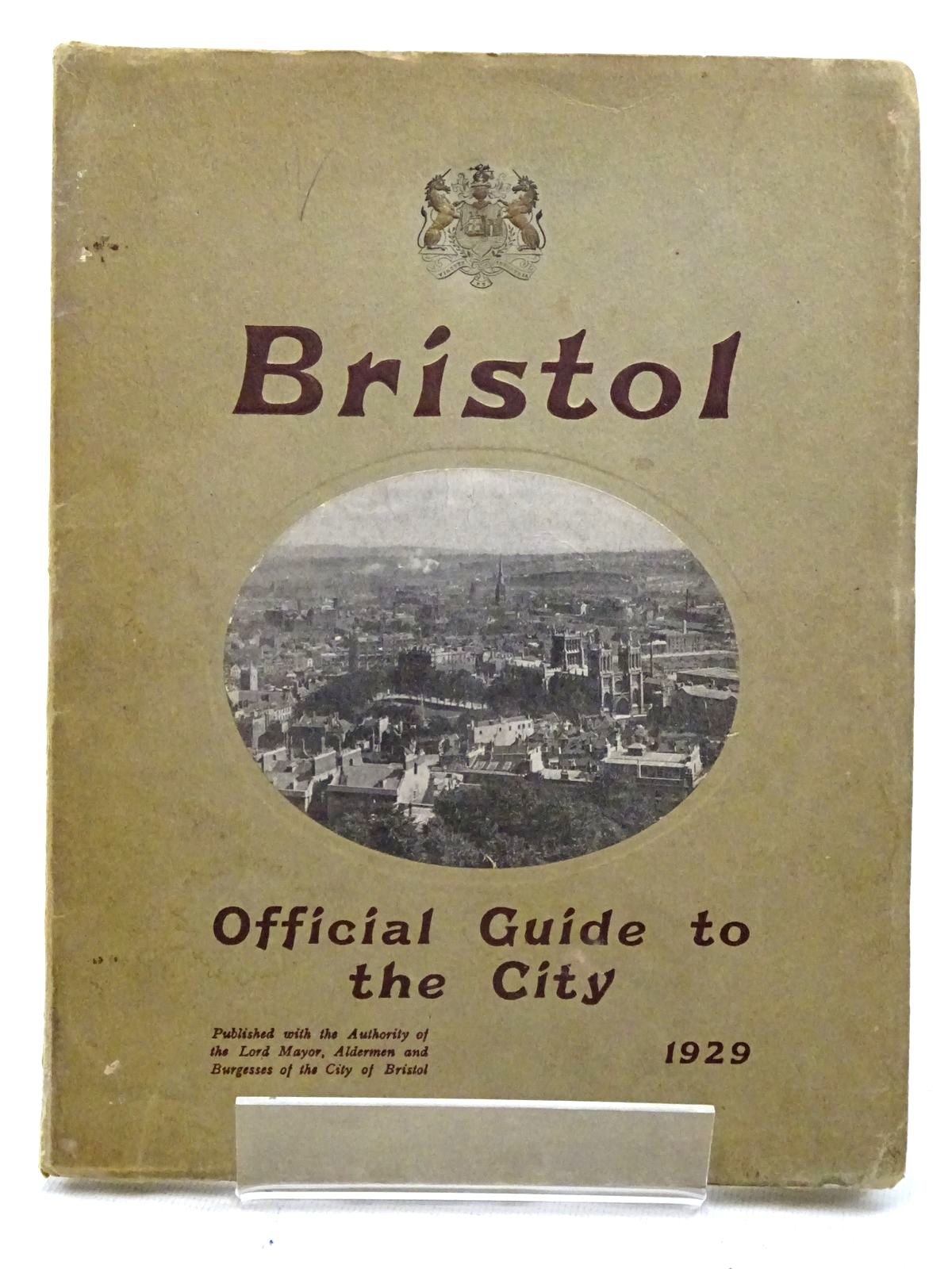 Photo of OFFICIAL GUIDE TO THE CITY OF BRISTOL