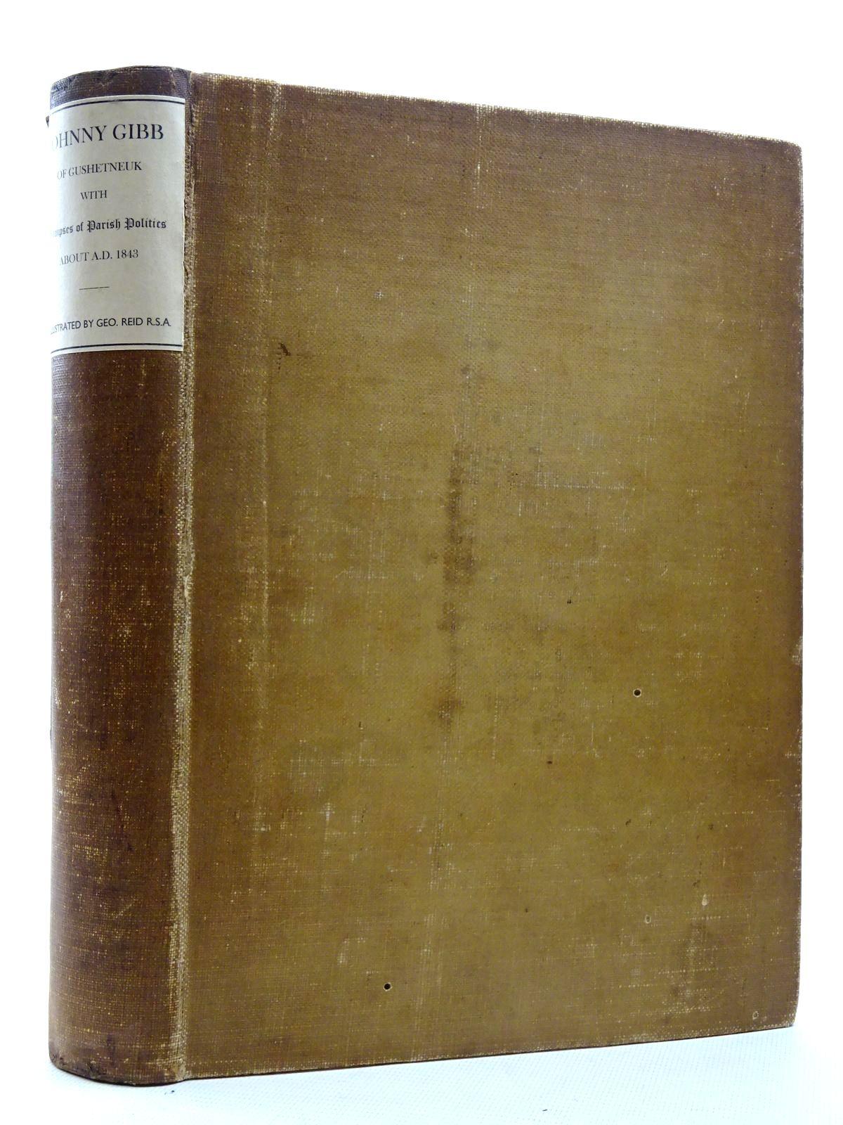 Photo of JOHNNY GIBB OF GUSHETNEUK IN THE PARISH OF PYKETILLIM- Stock Number: 2125920