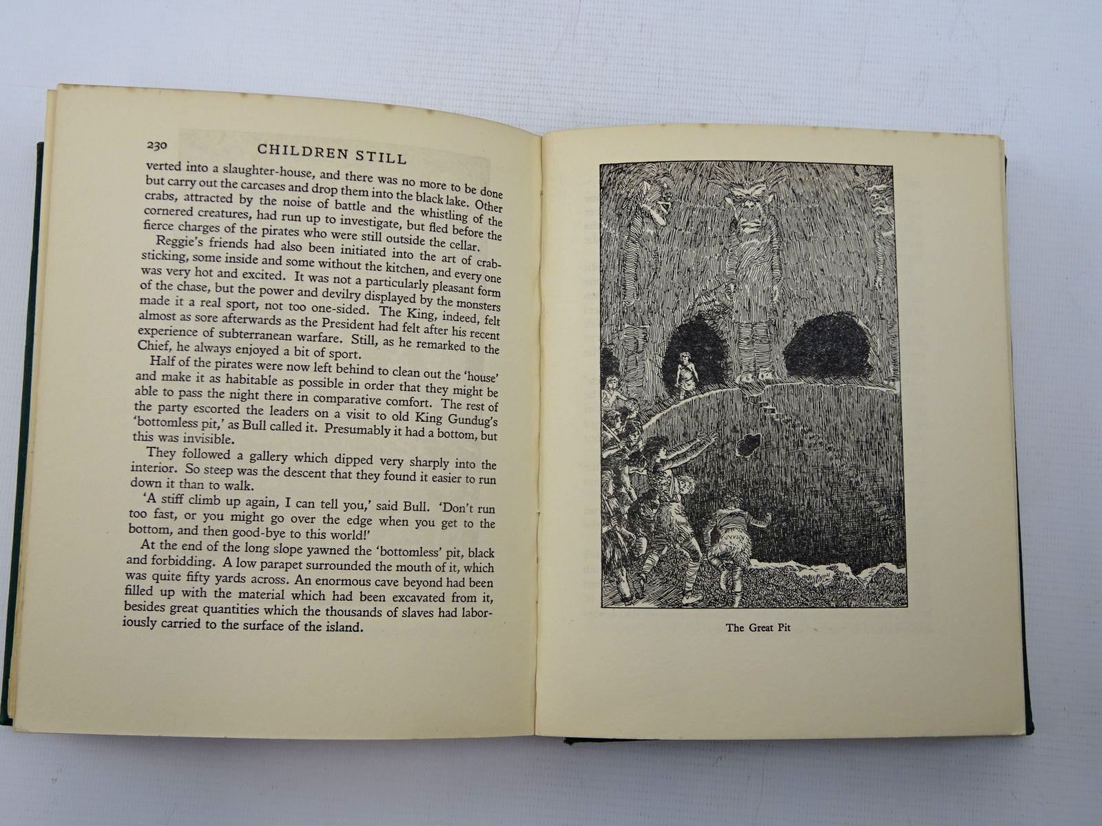 Photo of CHILDREN STILL written by Macpherson, John F. illustrated by Millar, H.R. published by Shakespeare Head Press (STOCK CODE: 2125999)  for sale by Stella & Rose's Books