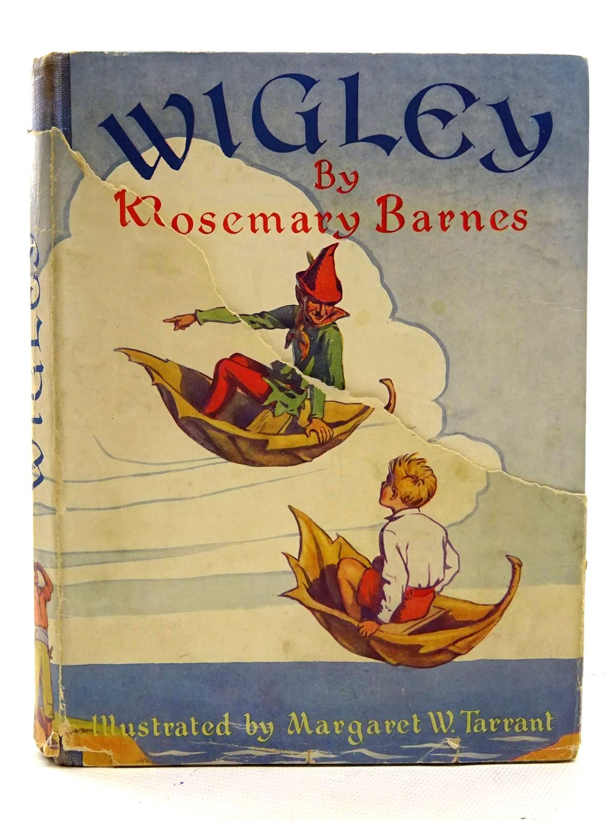 Photo of WIGLEY written by Barnes, Rosemary illustrated by Tarrant, Margaret published by Ward Lock & Co Ltd. (STOCK CODE: 2126003)  for sale by Stella & Rose's Books