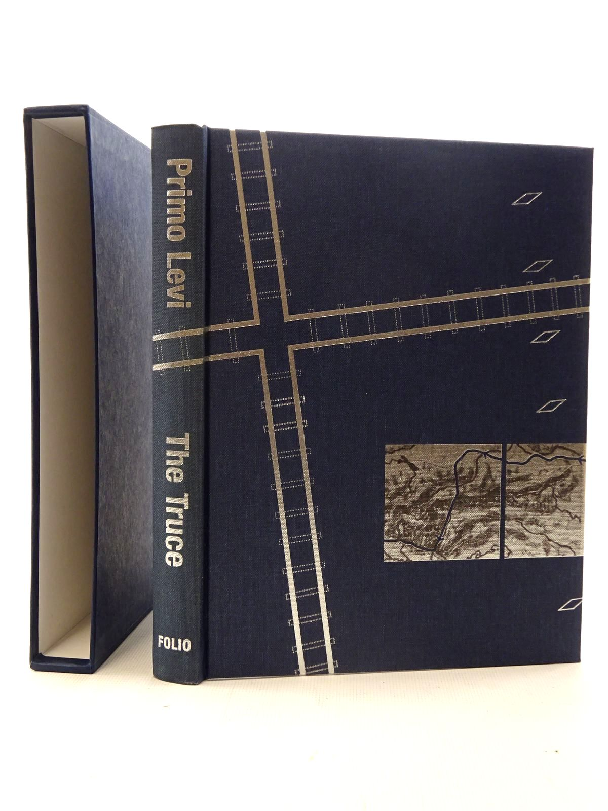 Photo of THE TRUCE written by Levi, Primo illustrated by Joseph, Jane published by Folio Society (STOCK CODE: 2126046)  for sale by Stella & Rose's Books