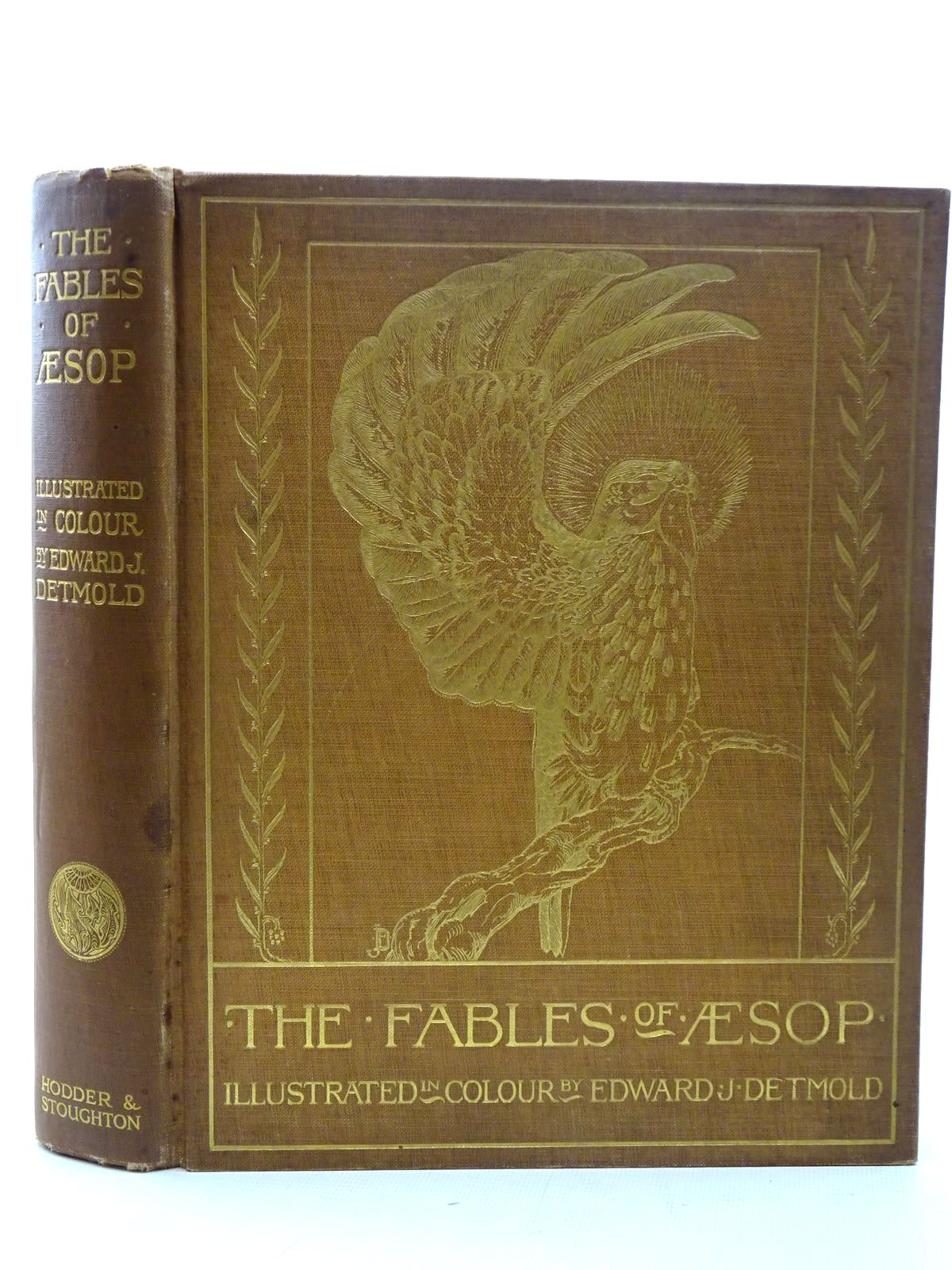 Photo of THE FABLES OF AESOP- Stock Number: 2126057