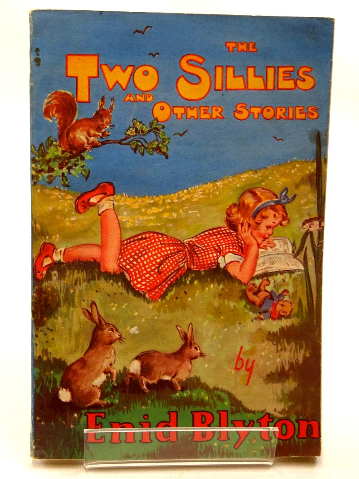 Photo of THE TWO SILLIES AND OTHER STORIES written by Blyton, Enid published by J. Coker & Co. Ltd. (STOCK CODE: 2126064)  for sale by Stella & Rose's Books