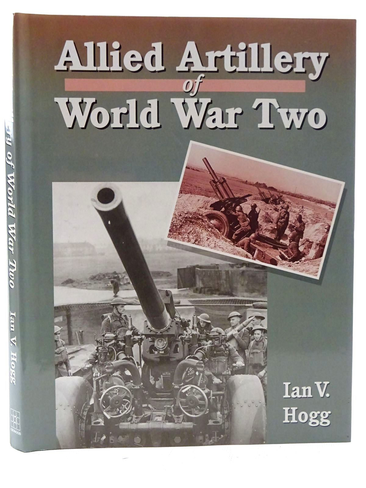 Photo of ALLIED ARTILLERY OF WORLD WAR TWO- Stock Number: 2126083