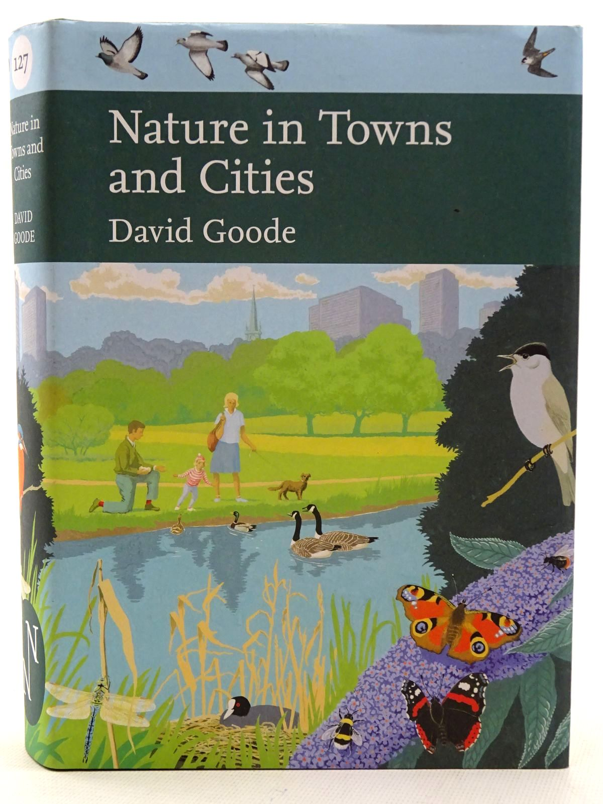 Photo of NATURE IN TOWNS AND CITIES (NN 127)- Stock Number: 2126090