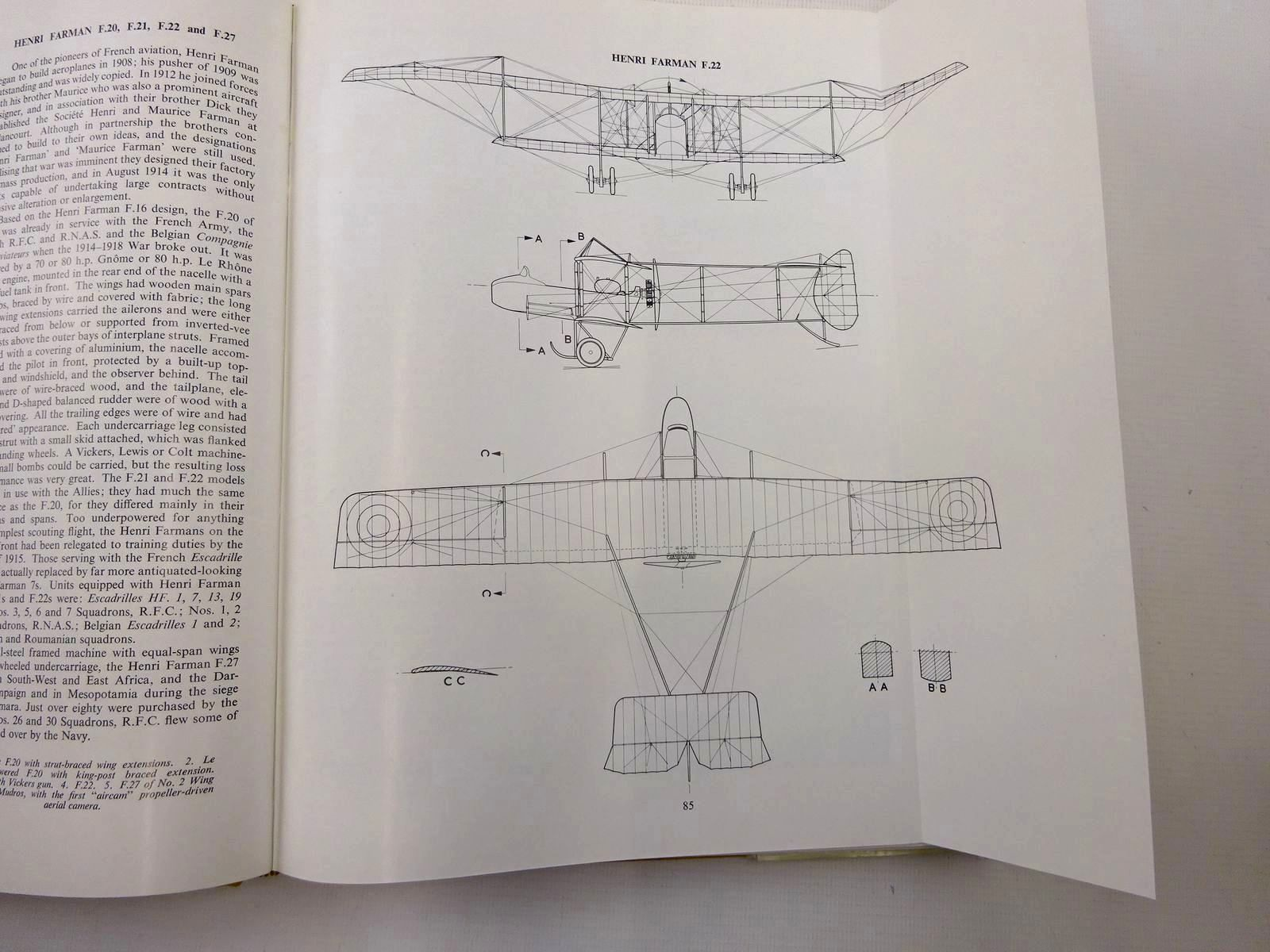 Photo of RECONNAISSANCE & BOMBER AIRCRAFT OF THE 1914-1948 WAR written by Lamberton, W.M. Cheesman, E.F. illustrated by Carrick, J.D. Yeoman, F.A. published by Harleyford Publications Limited (STOCK CODE: 2126126)  for sale by Stella & Rose's Books