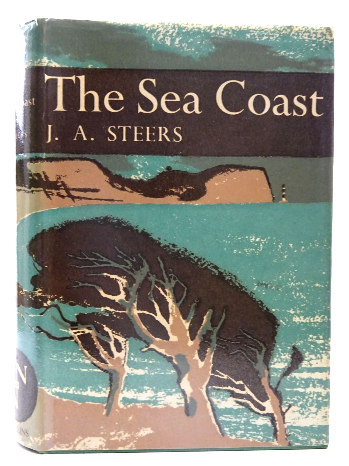 Photo of THE SEA COAST (NN 25) written by Steers, J.A. published by Collins (STOCK CODE: 2126143)  for sale by Stella & Rose's Books