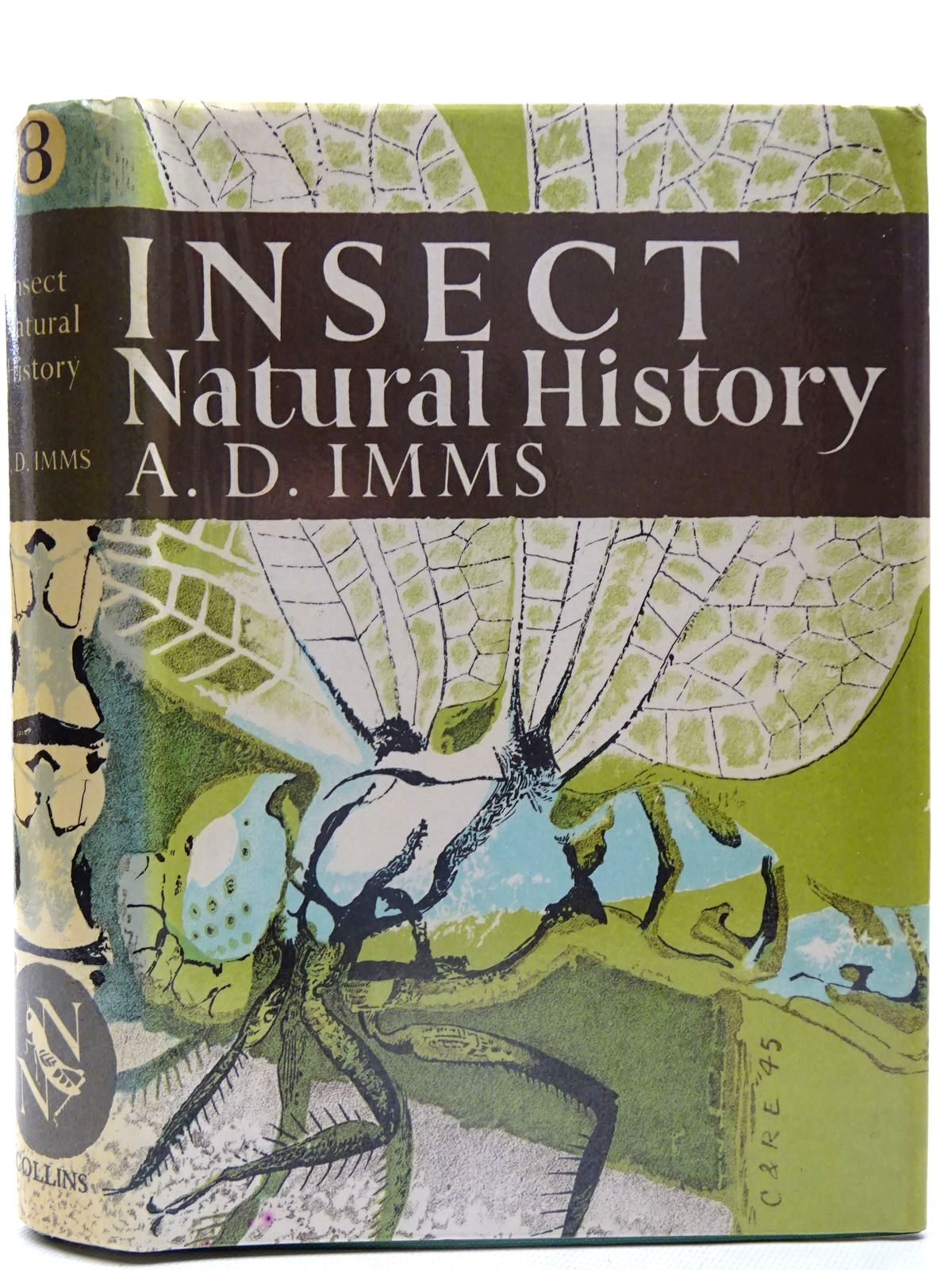 Photo of INSECT NATURAL HISTORY (NN 8)