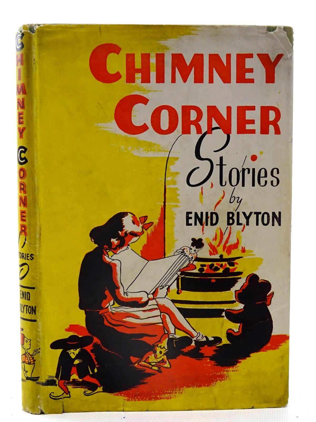 Photo of CHIMNEY CORNER STORIES written by Blyton, Enid illustrated by Harrison, Pat published by The National Magazine Co. Ltd. (STOCK CODE: 2126227)  for sale by Stella & Rose's Books