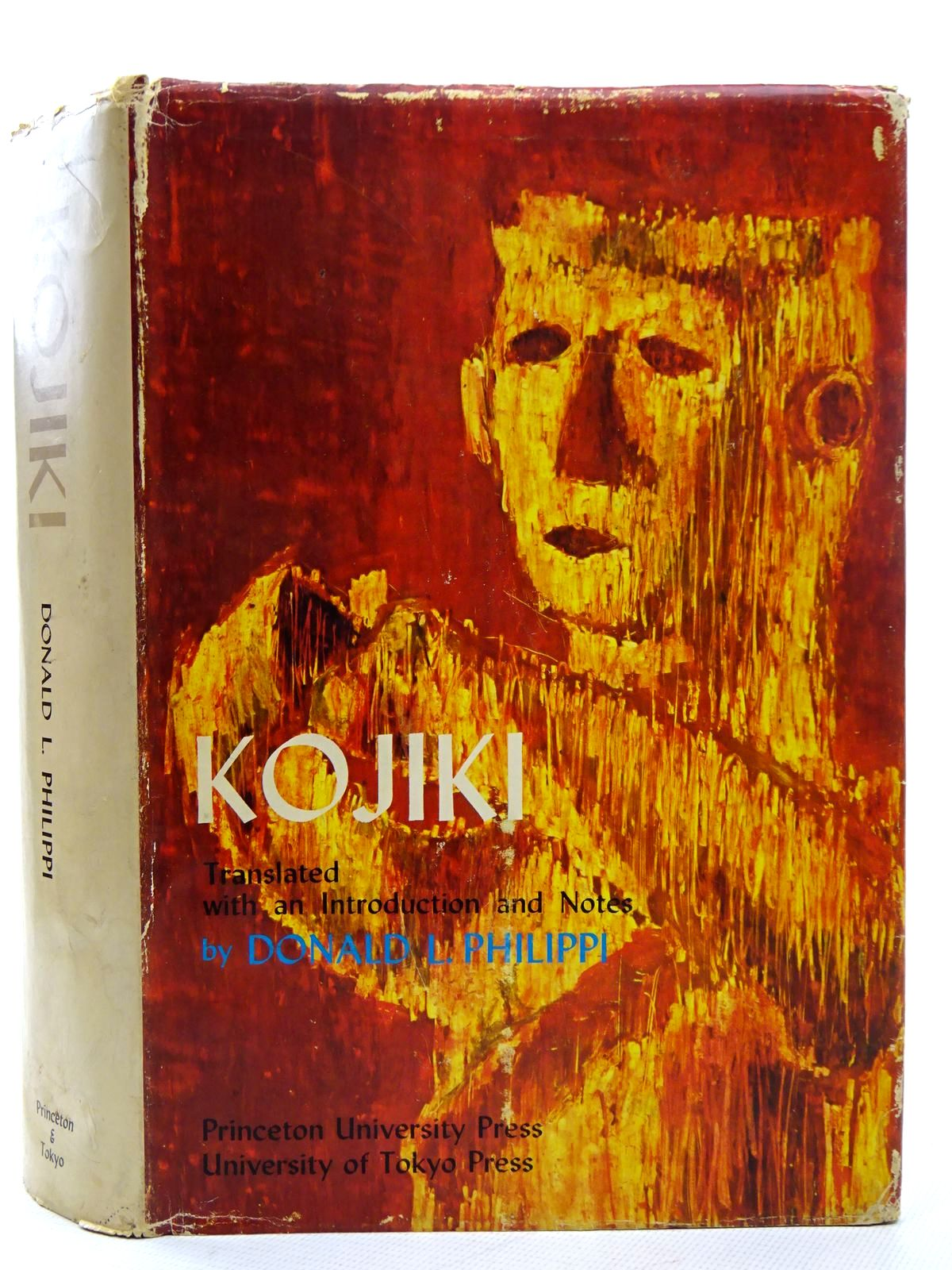 Photo of KOJIKI written by Philippi, Donald L. published by Princeton University Press, University Of Tokyo Press (STOCK CODE: 2126246)  for sale by Stella & Rose's Books