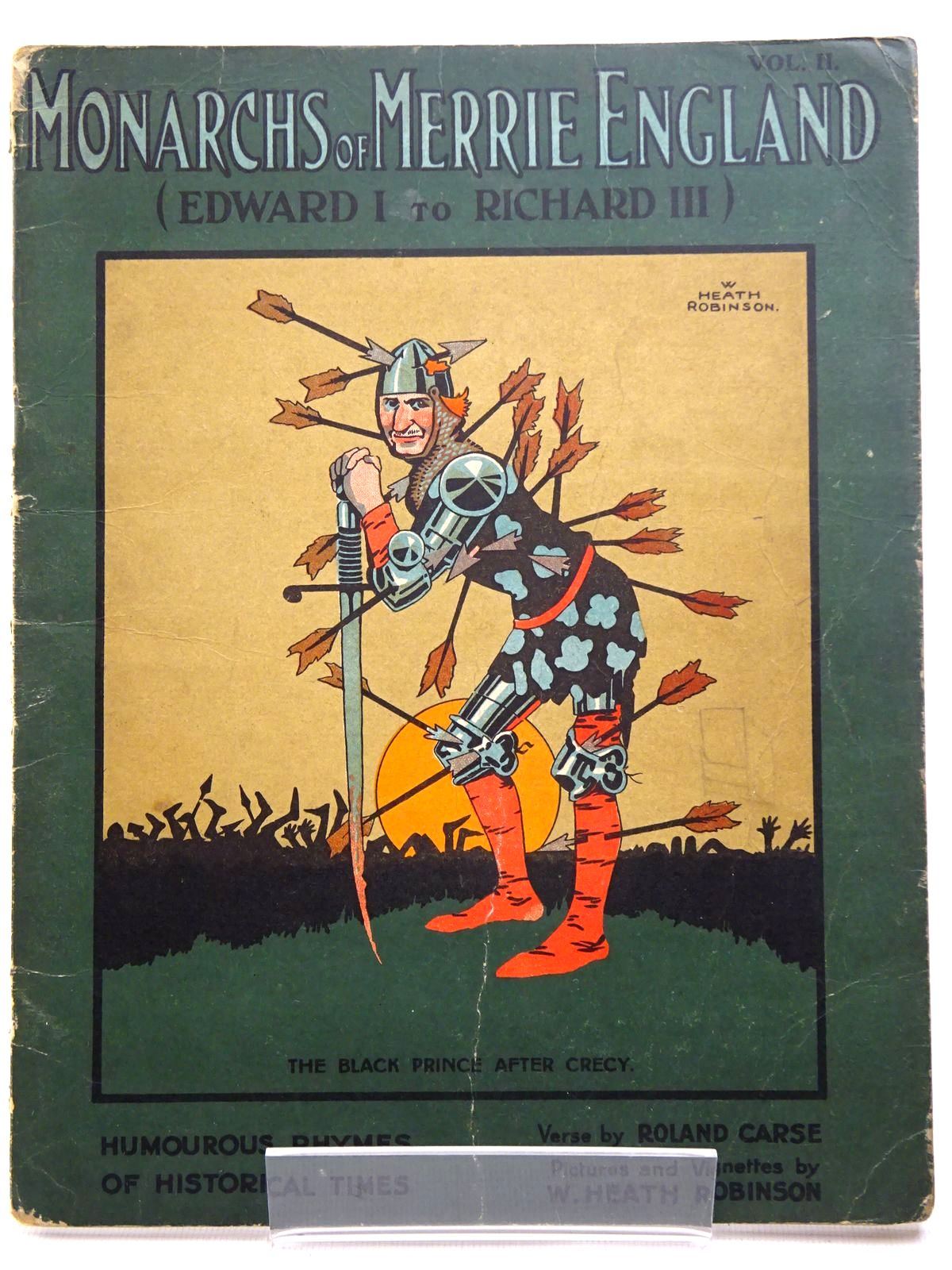 Photo of MONARCHS OF MERRIE ENGLAND VOL II (EDWARD I TO RICHARD III)- Stock Number: 2126369