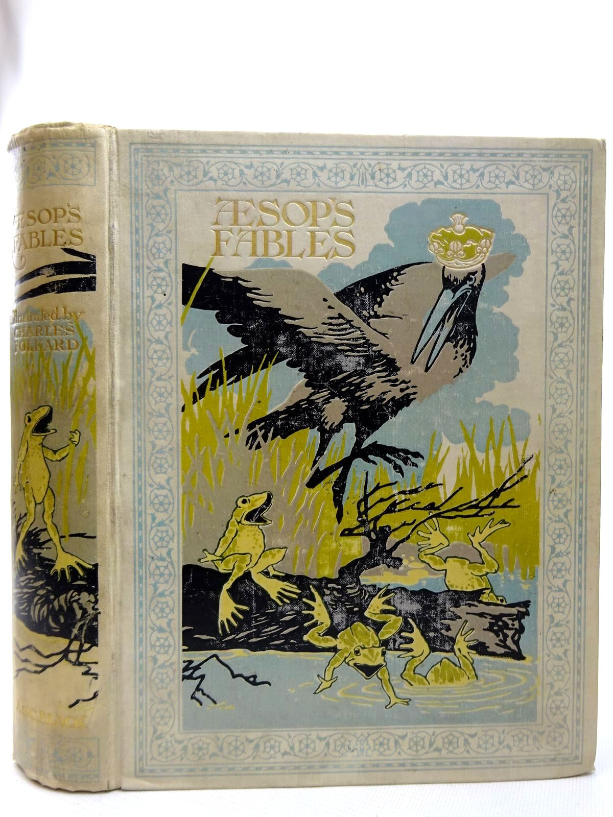 Photo of AESOP'S FABLES- Stock Number: 2126385