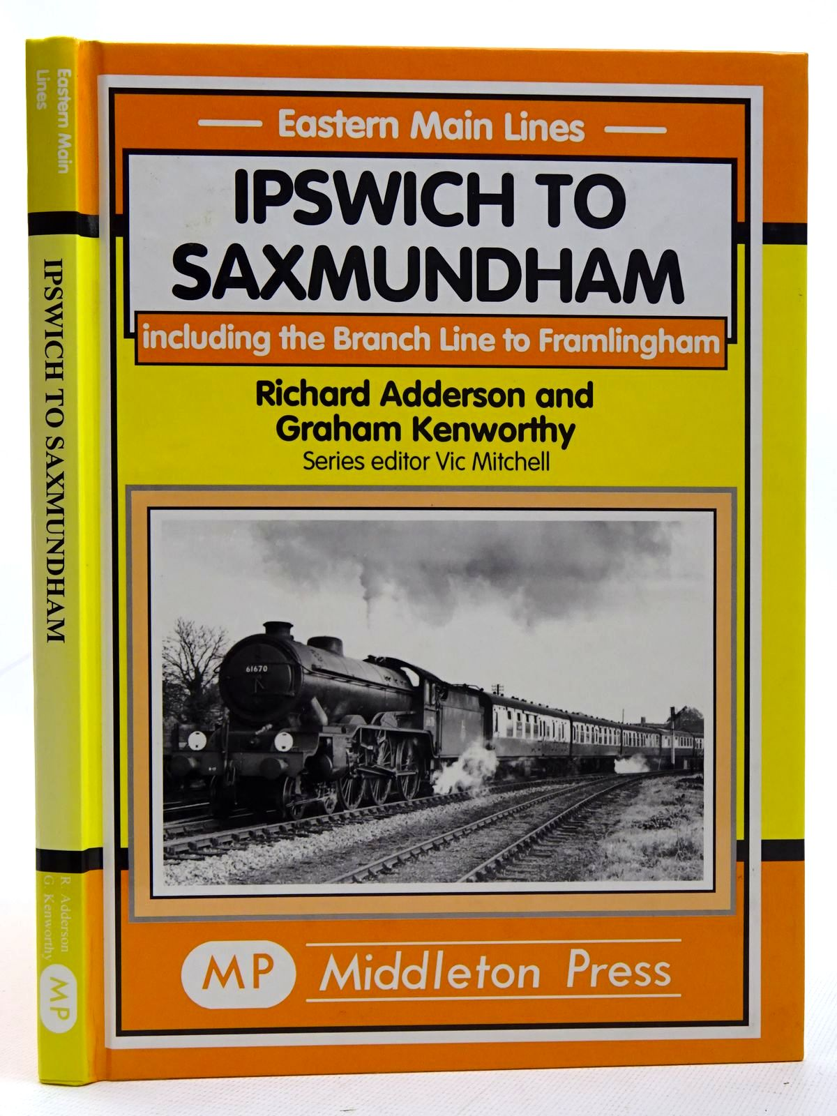 Photo of IPSWICH TO SAXMUNDHAM written by Adderson, Richard