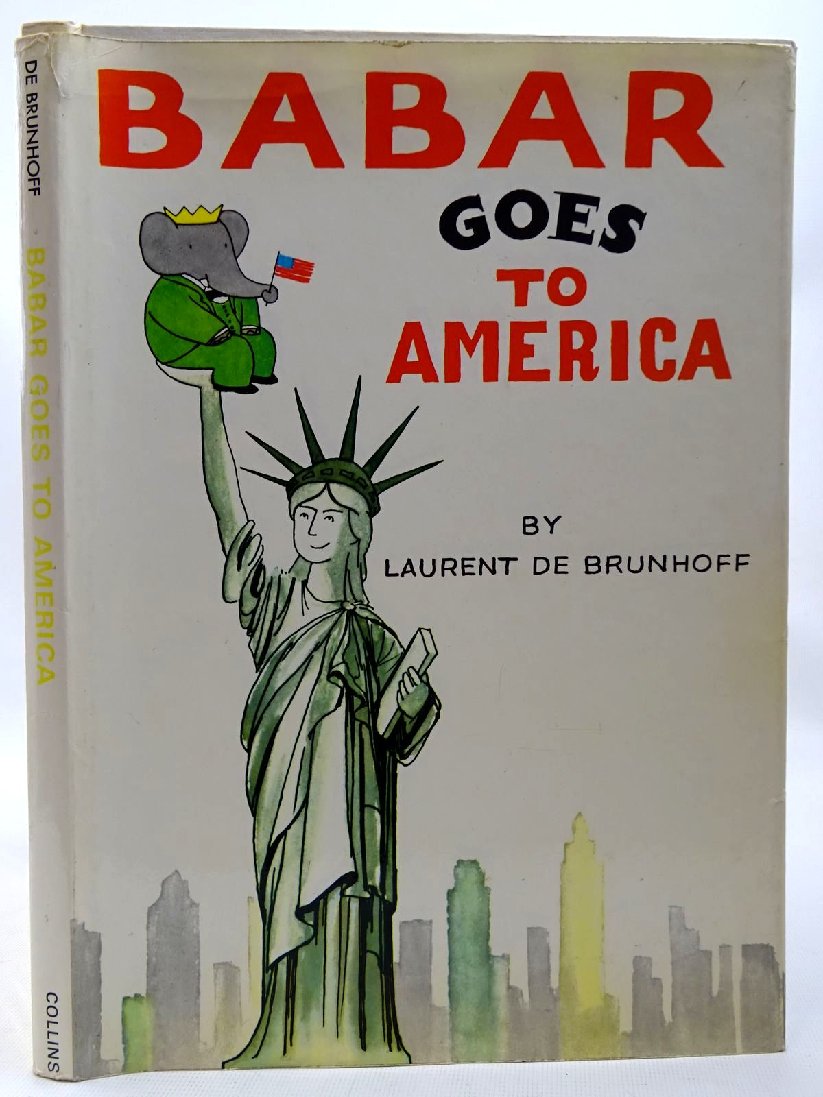 Photo of BABAR GOES TO AMERICA- Stock Number: 2126426
